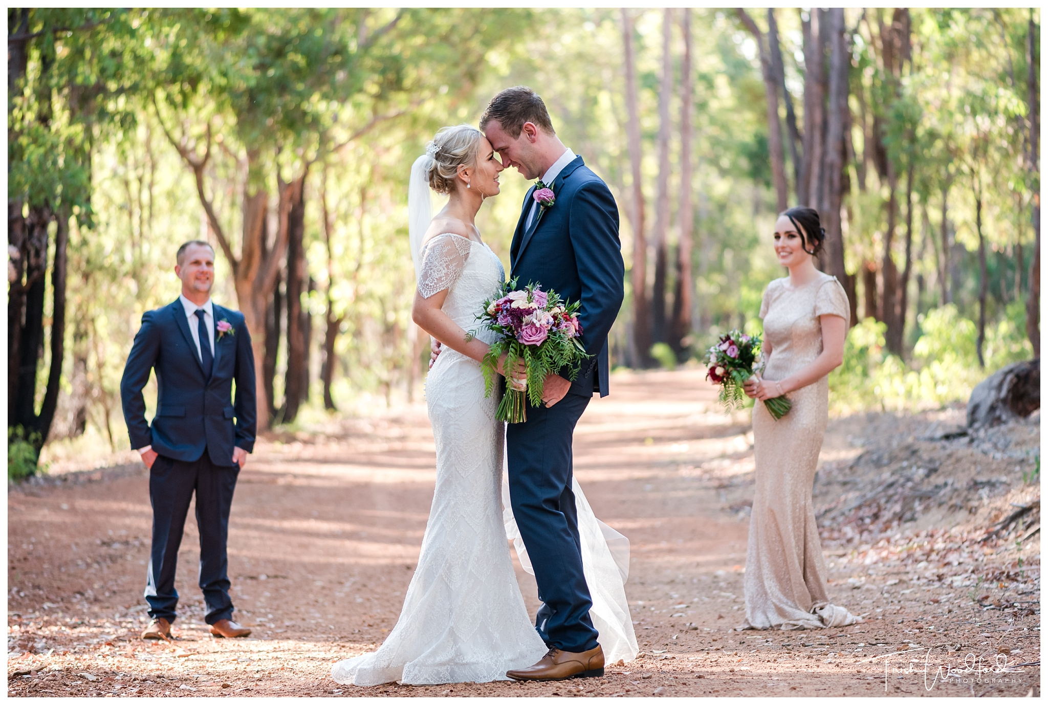 Araluen Golf Course Wedding Photos