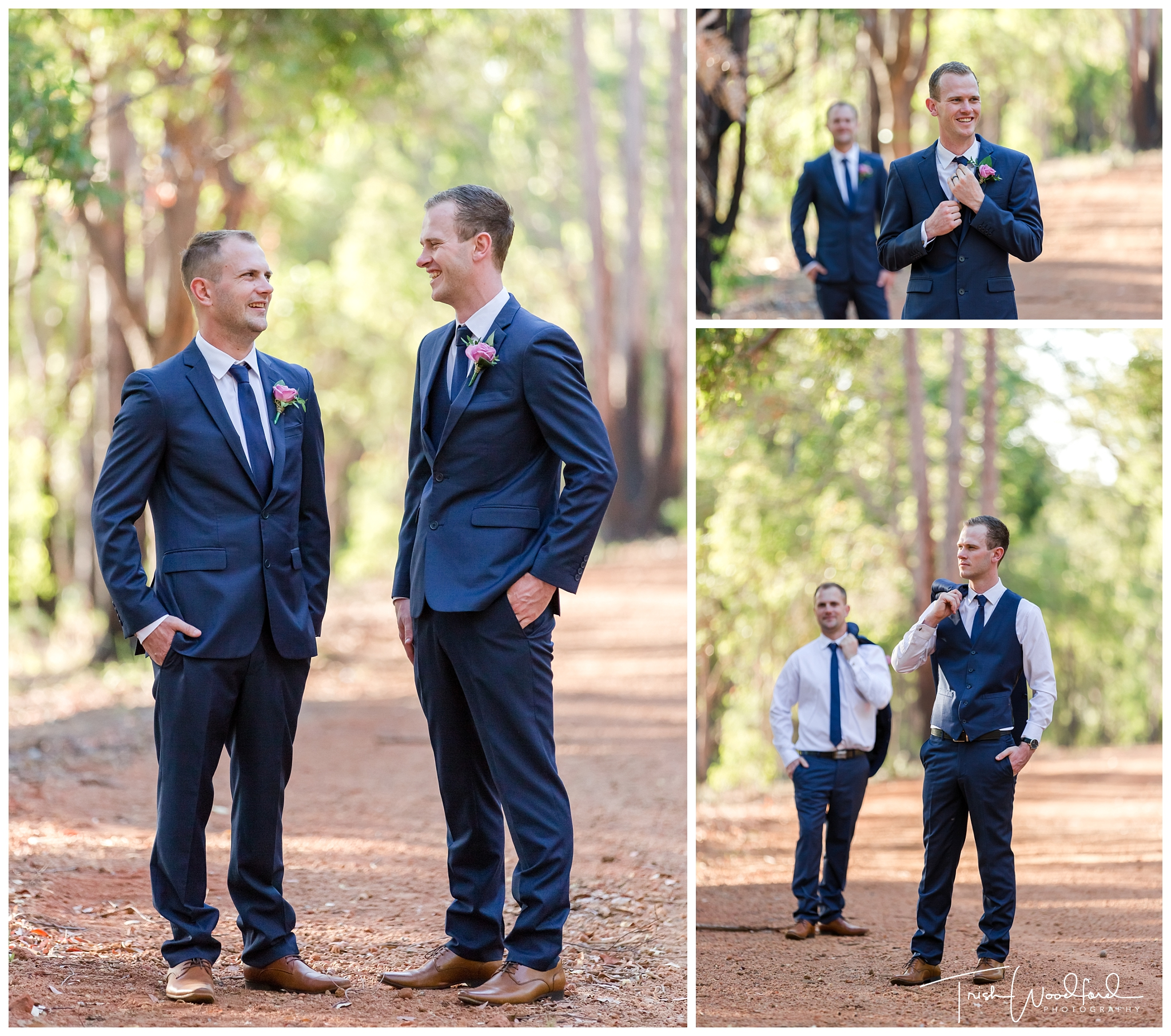 Bridal Party Araluen Golf Resort