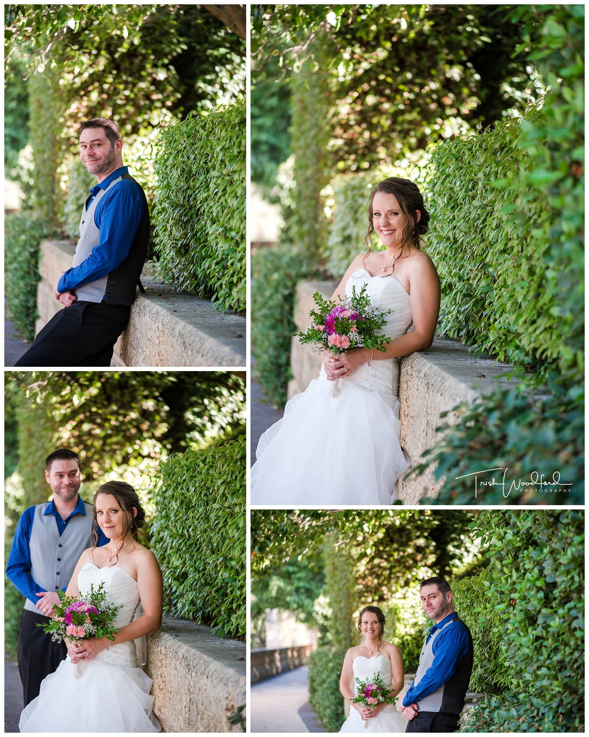 Caversham House Bridal Portraits