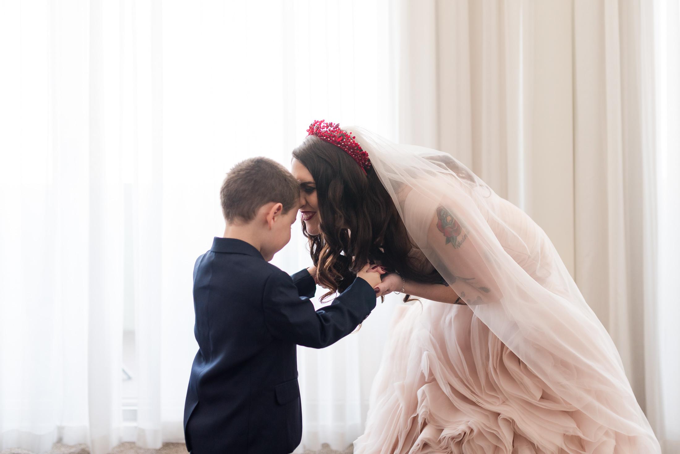 Bridal Portrait Perth Wedding