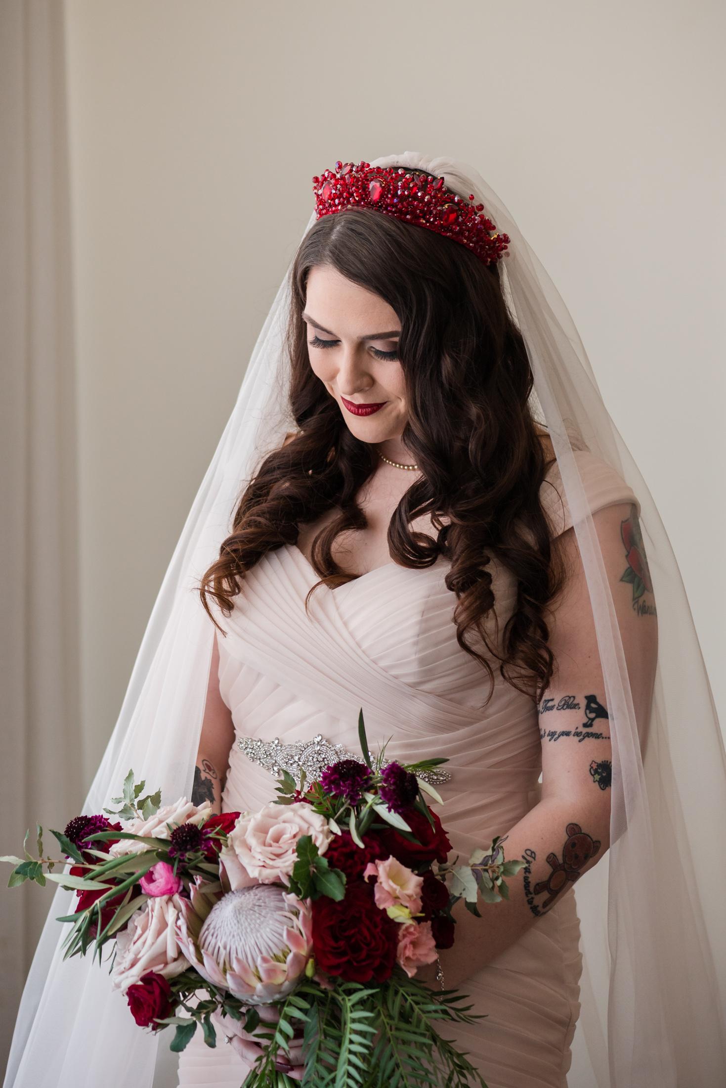 Perth Bride Portrait