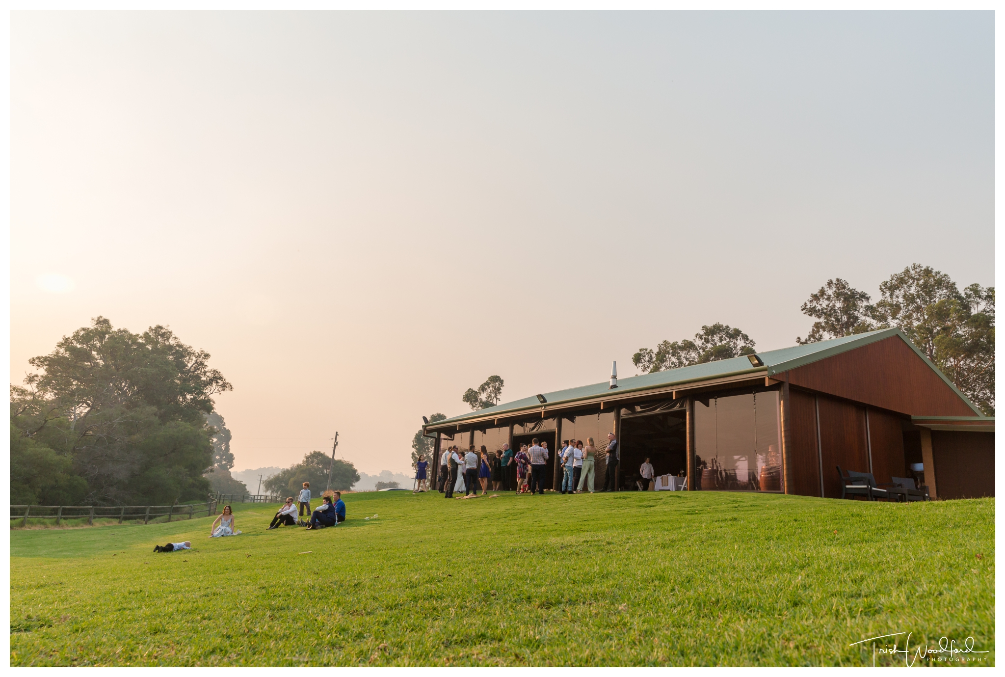 St Aidans Winery Wedding