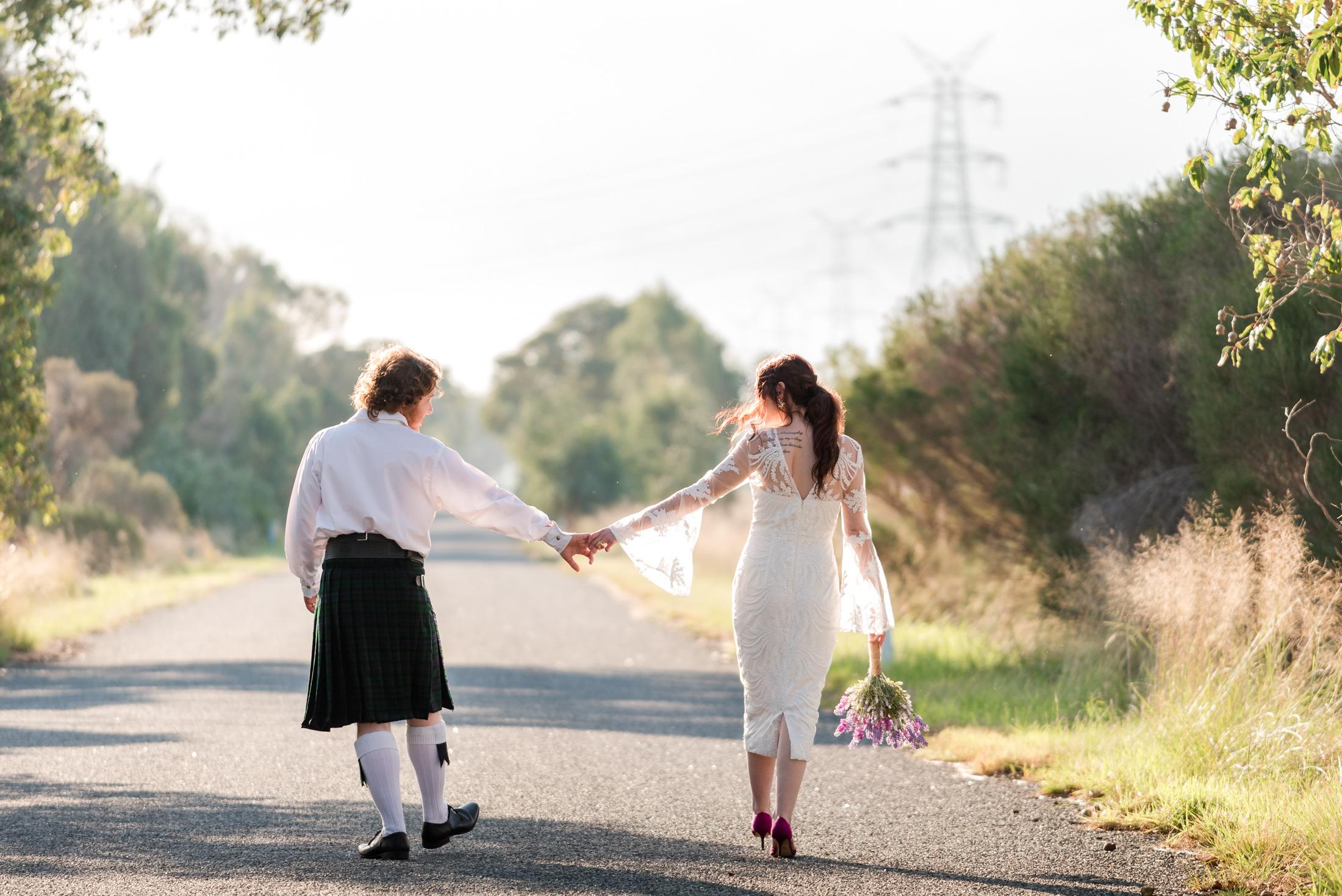 Wedding Photo Baldivis Farm Stay