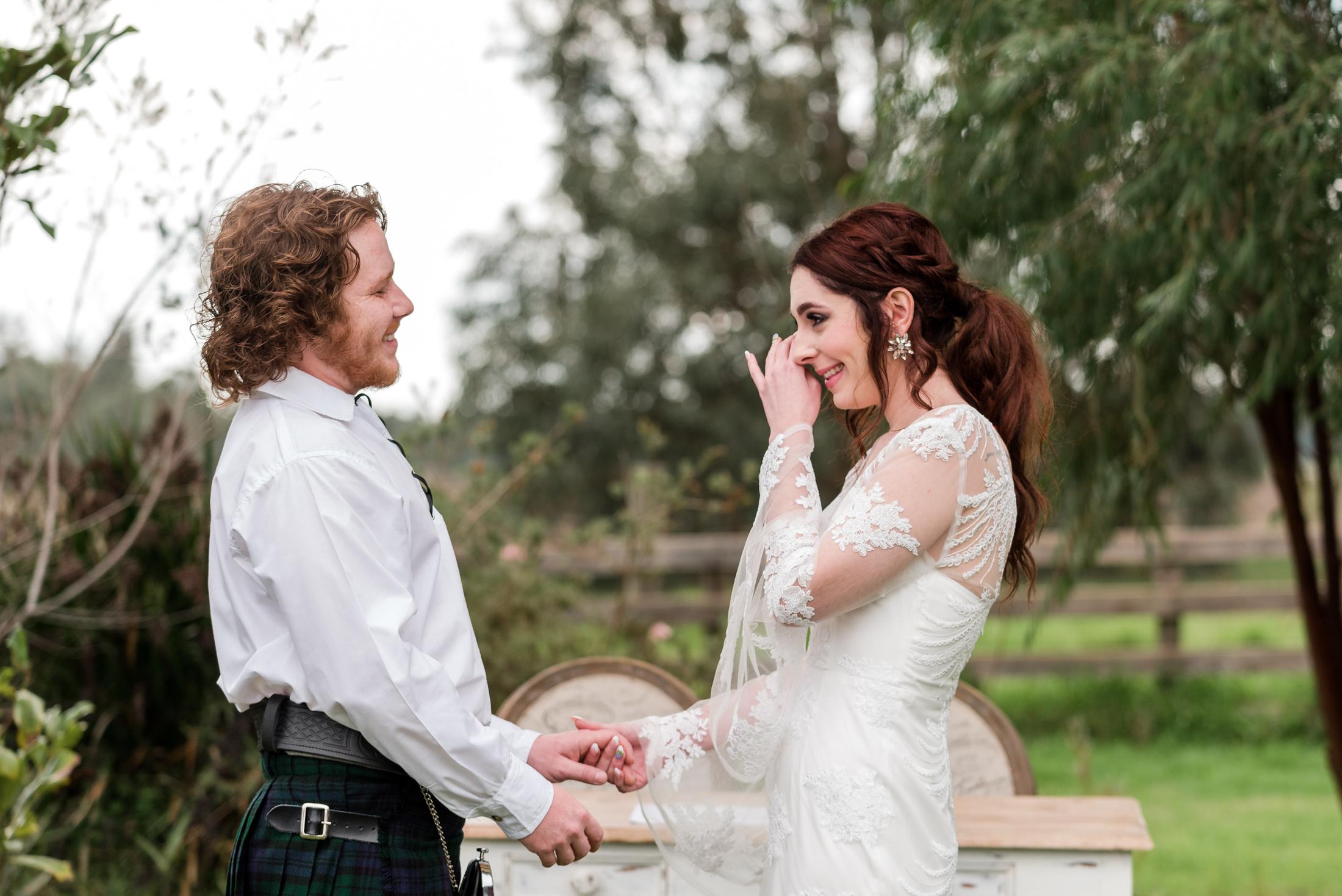 Wedding Ceremony Baldivis Farm Stay