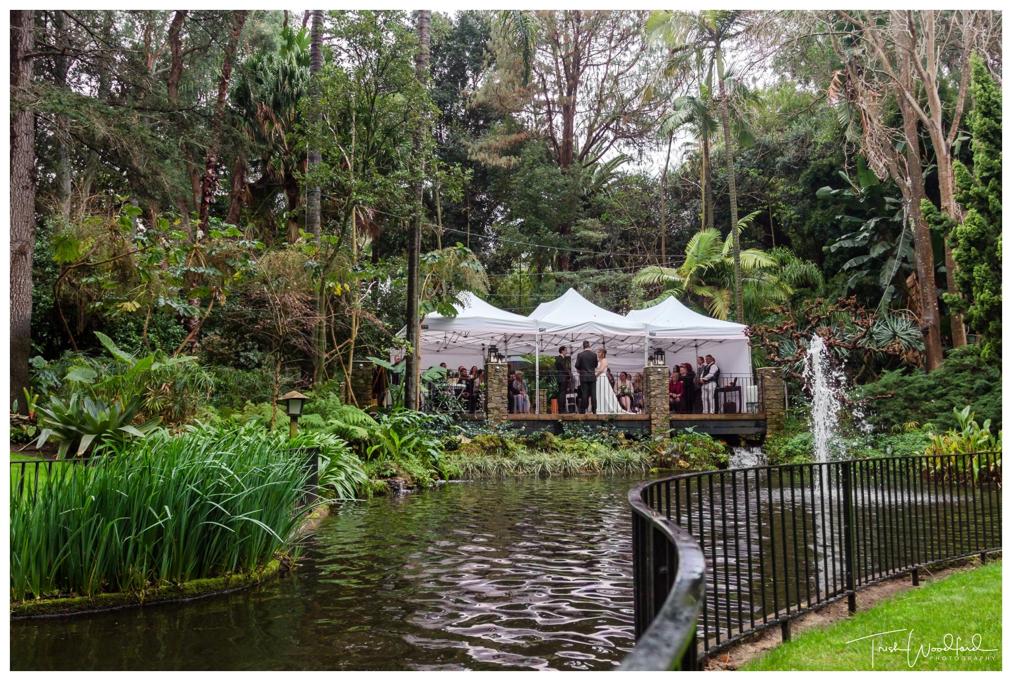 Wanneroo Botanical Gardens Wedding Ceremony