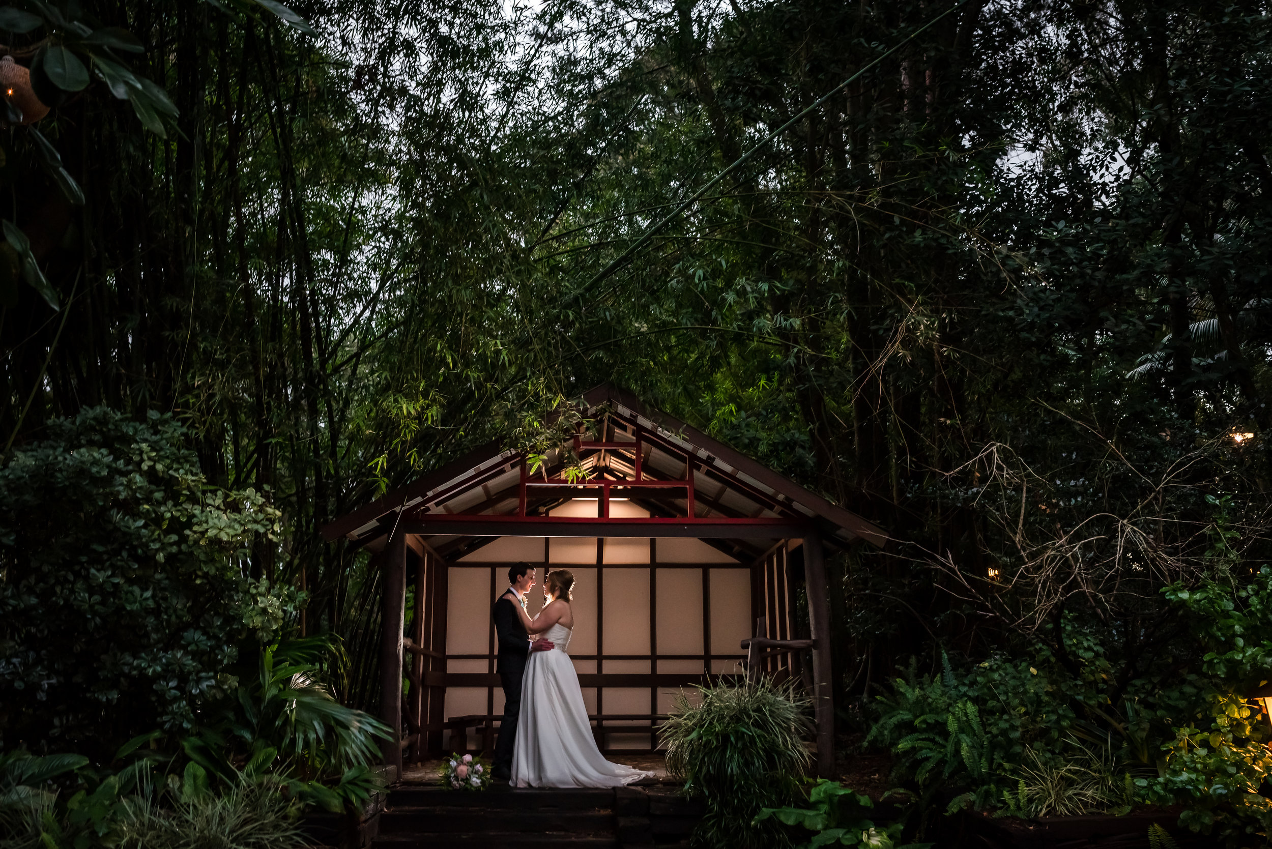 Wedding Portrait Wanneroo Botanic Gardens