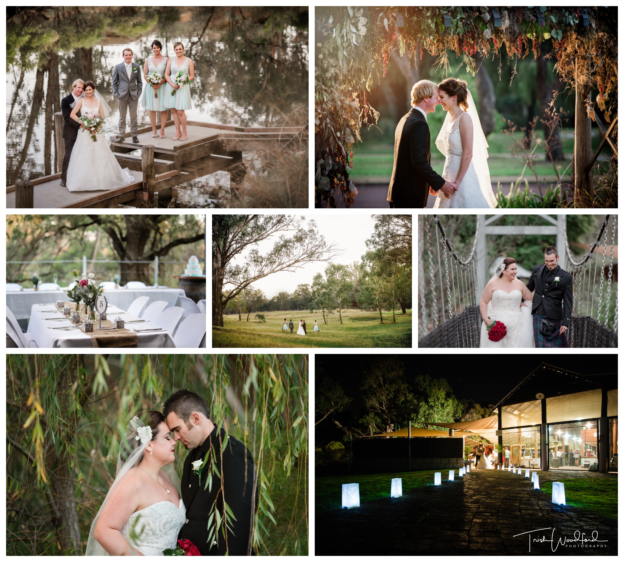 Redcliffe on the Murray Wedding