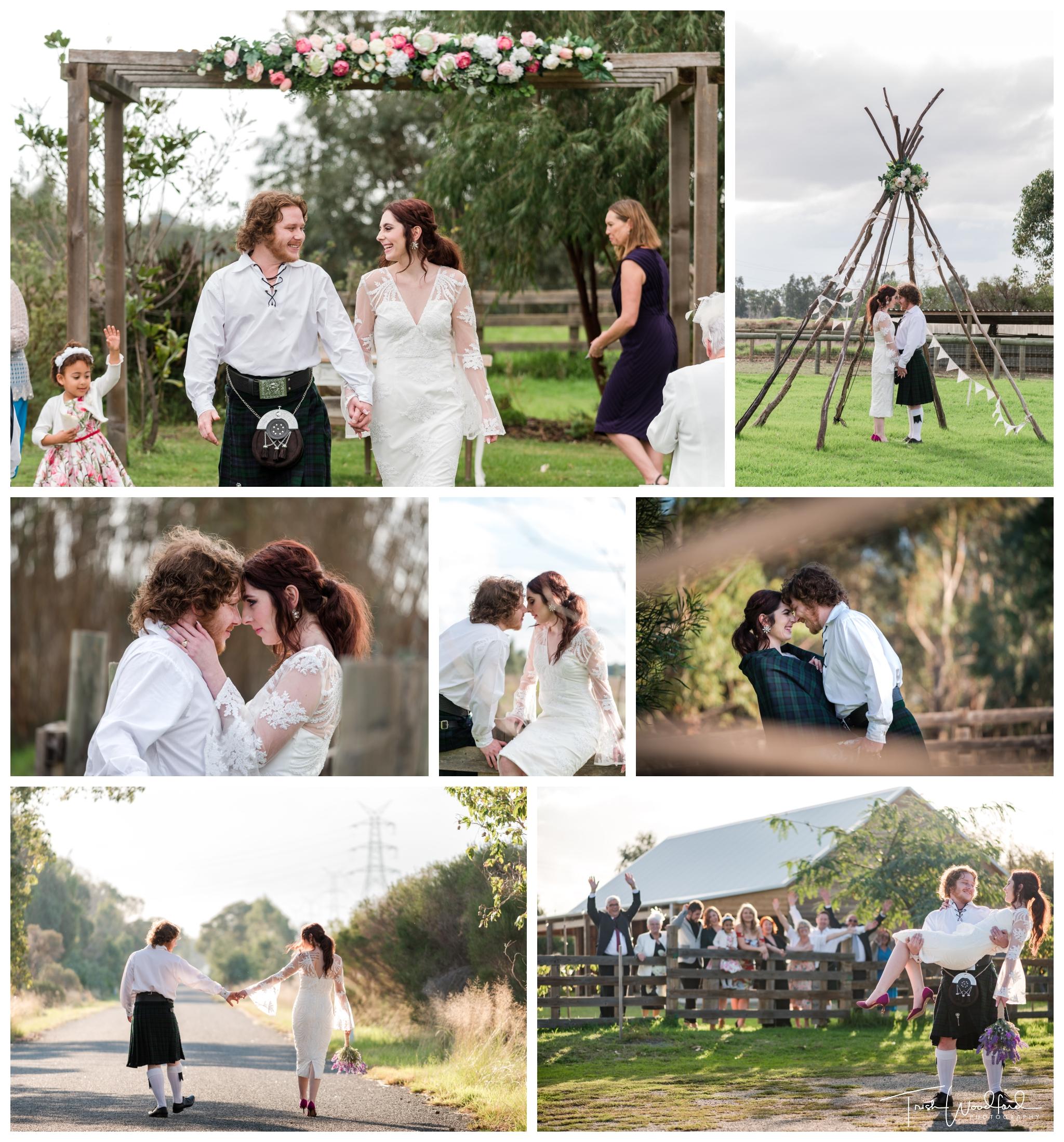 Baldivis Farm Stay Weddings