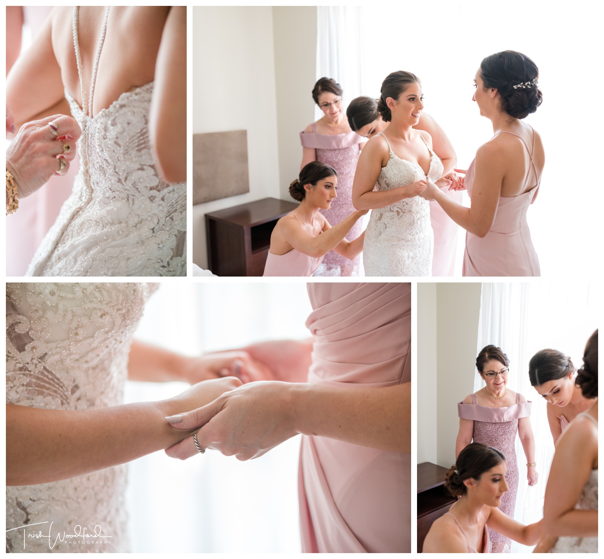 Bride & Bridesmaids Mandurah Quay Resort