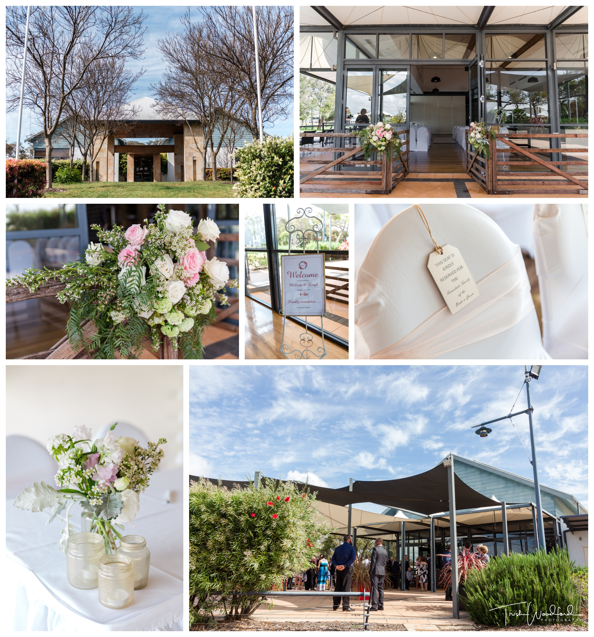 Mandurah Quays Resort Wedding Ceremony