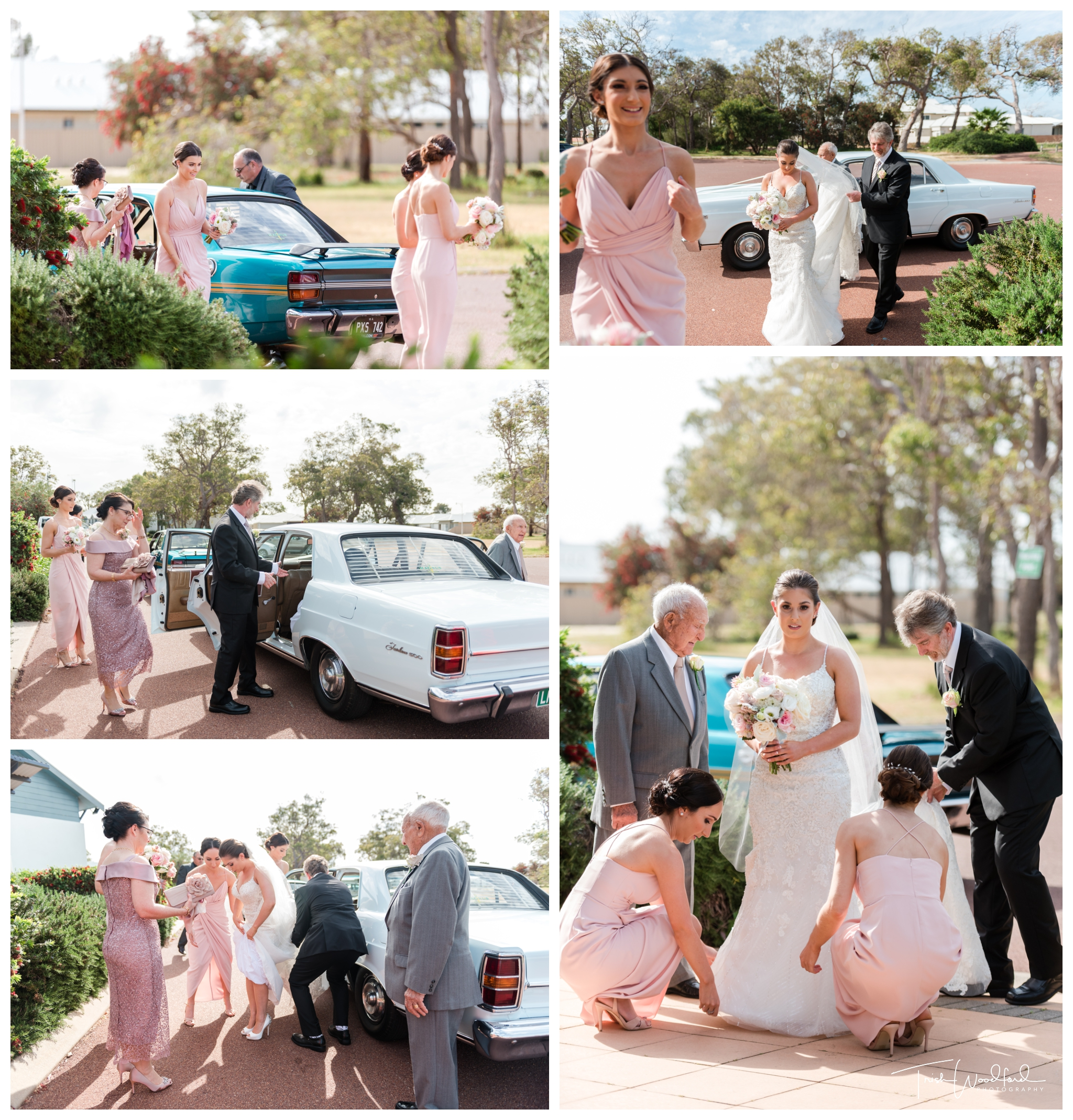 Mandurah Quays Wedding Photography