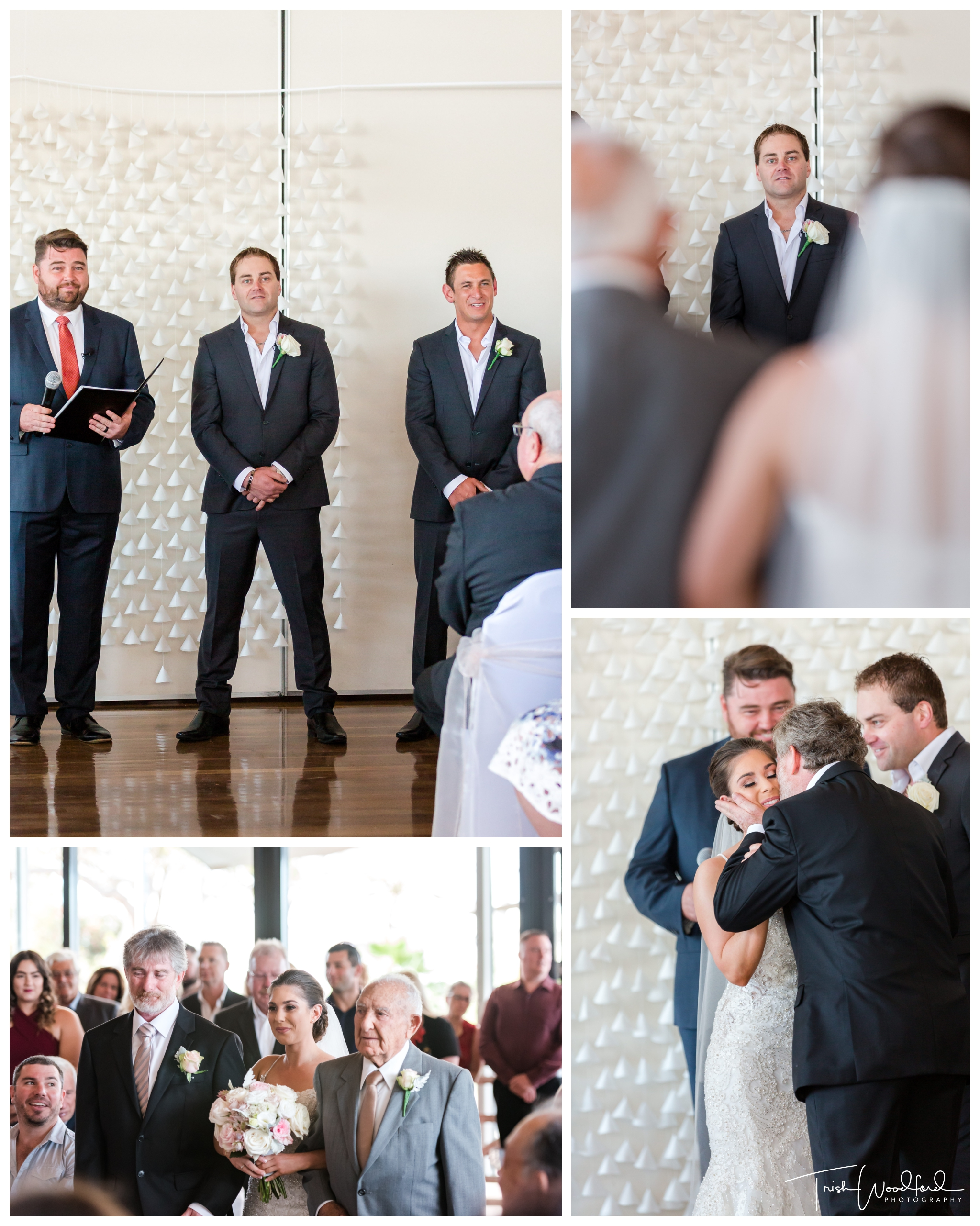 Mandurah Quay Resort Wedding Ceremony