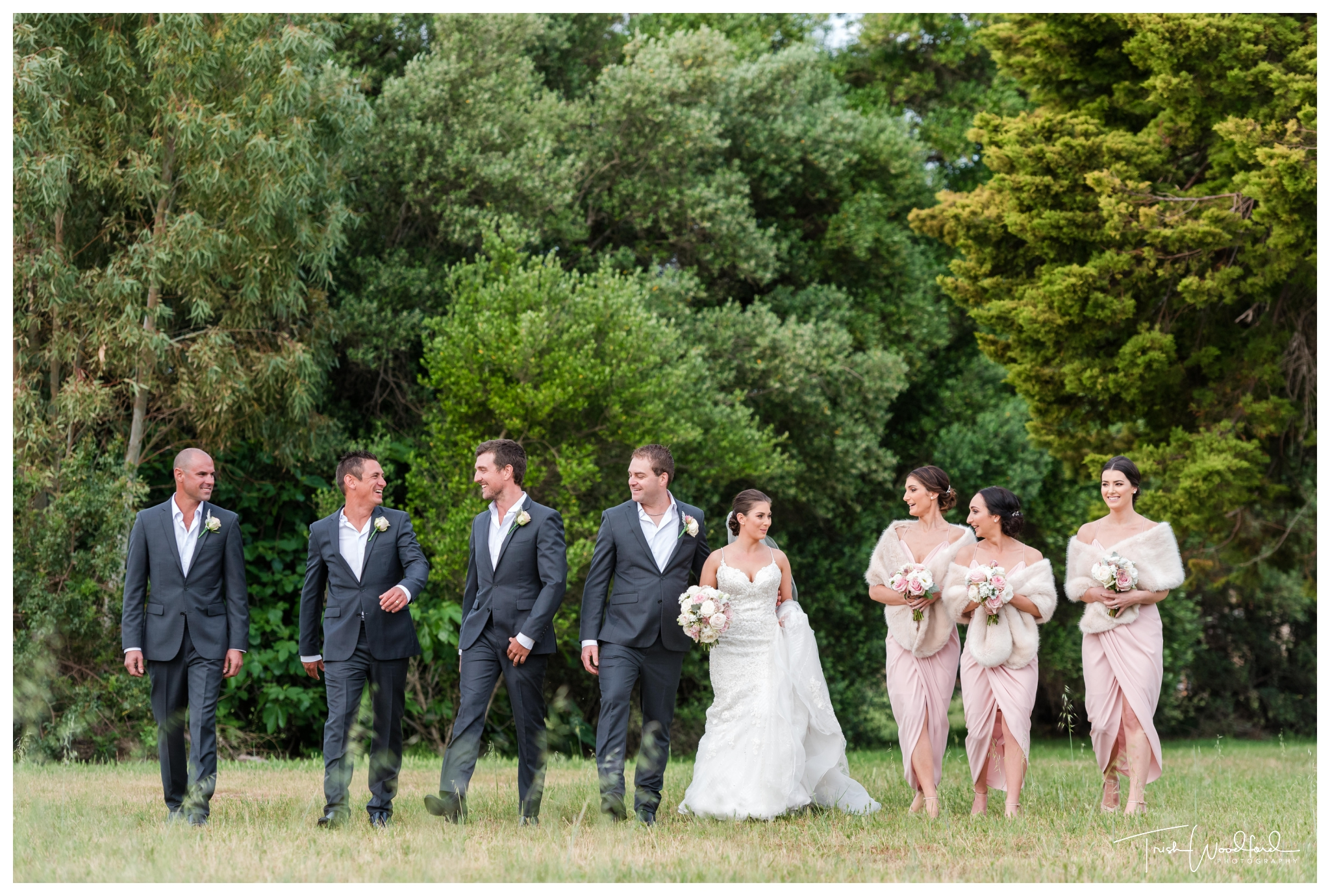 Mandurah Wedding Bridal Party