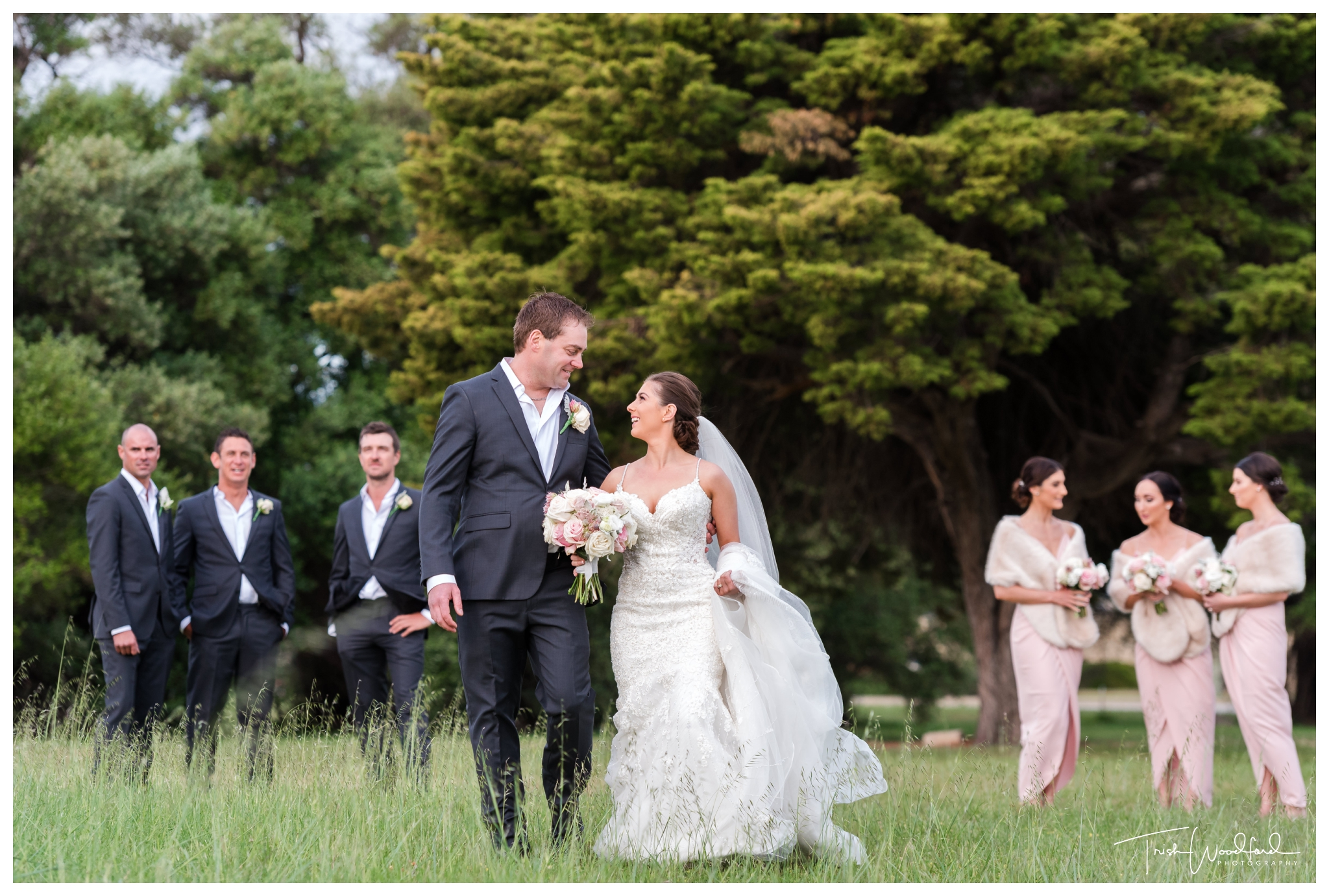 Mandurah Wedding Photo