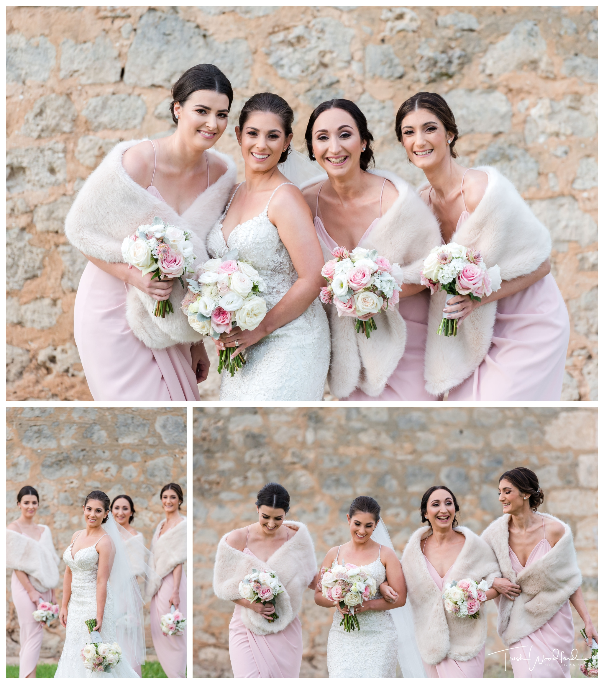 Bridesmaids Mandurah Wedding