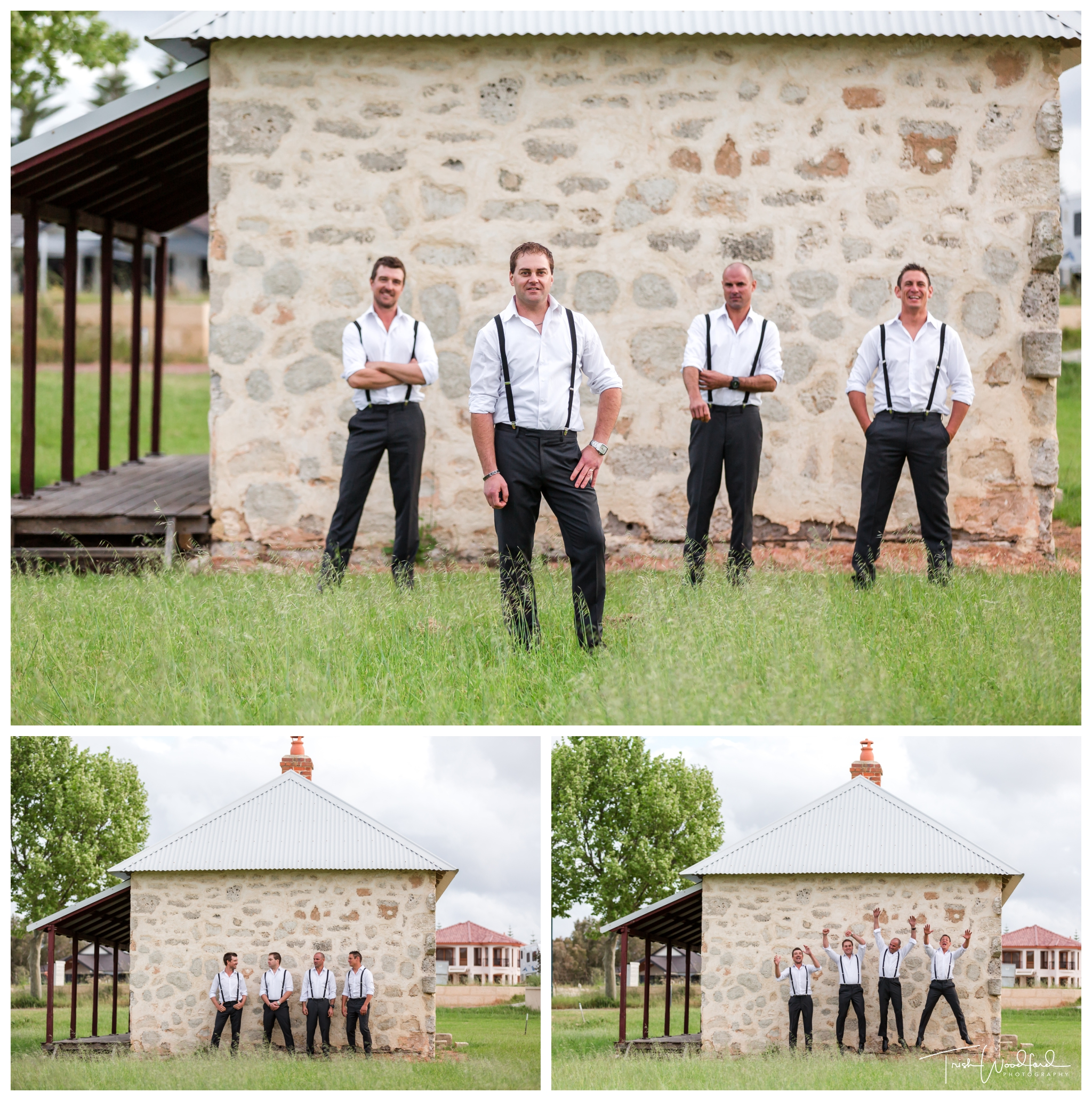 Groomsmen Mandurah Wedding
