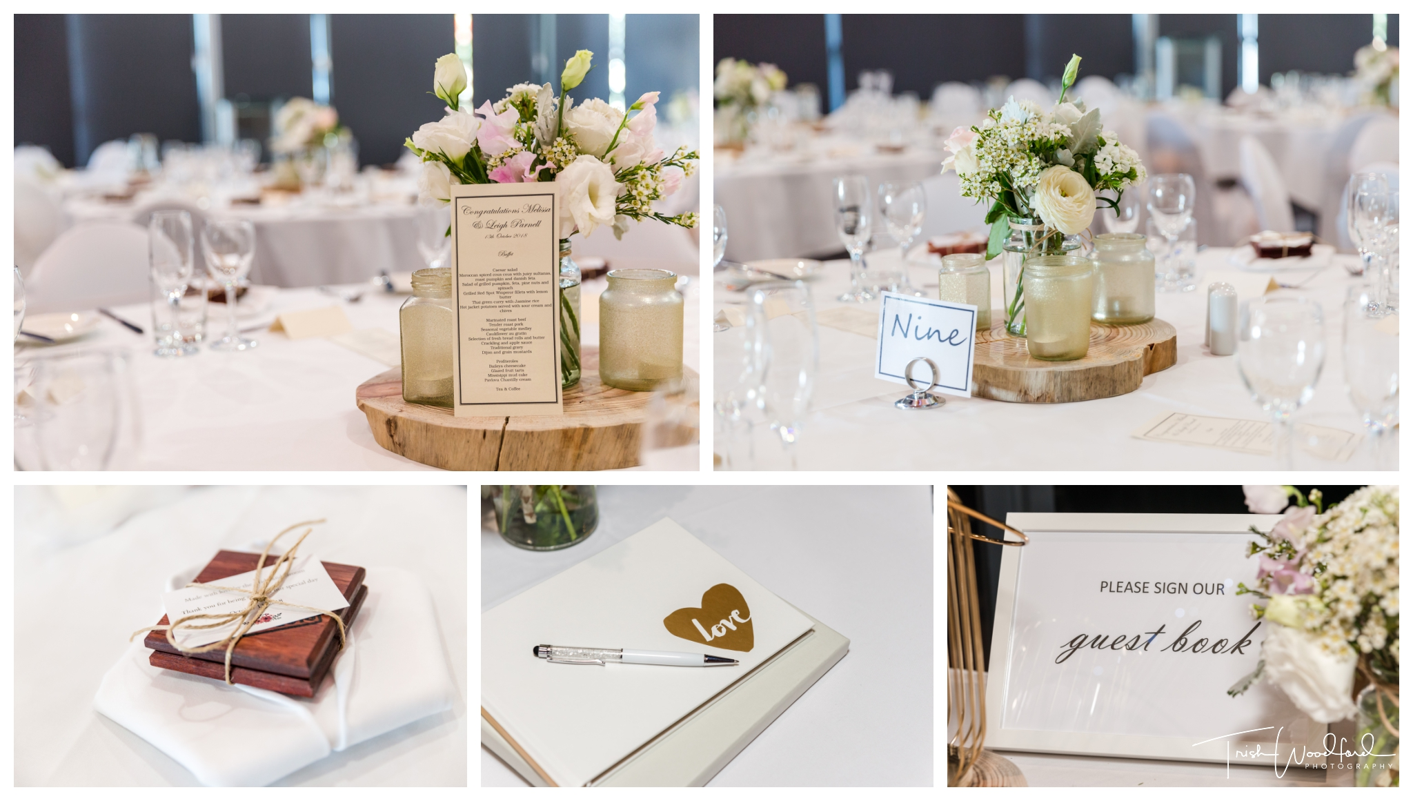 Mandurah Quay Resort Wedding Reception