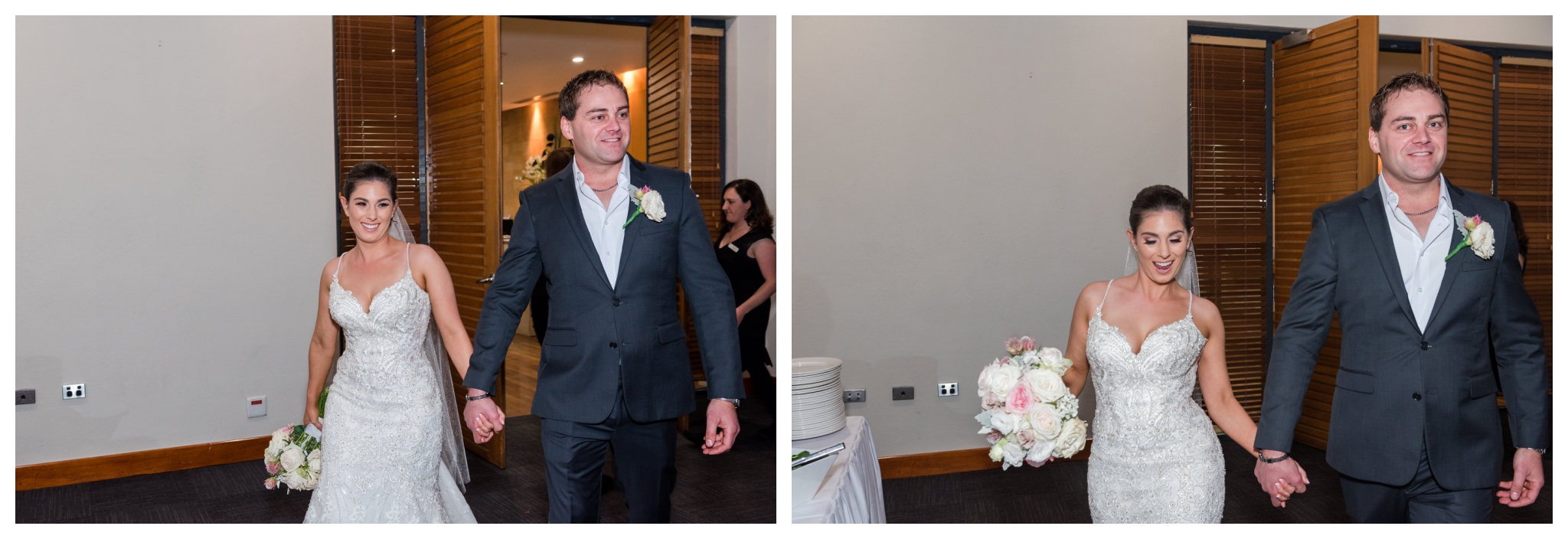 Bride and Groom Mandurah Quay Reception