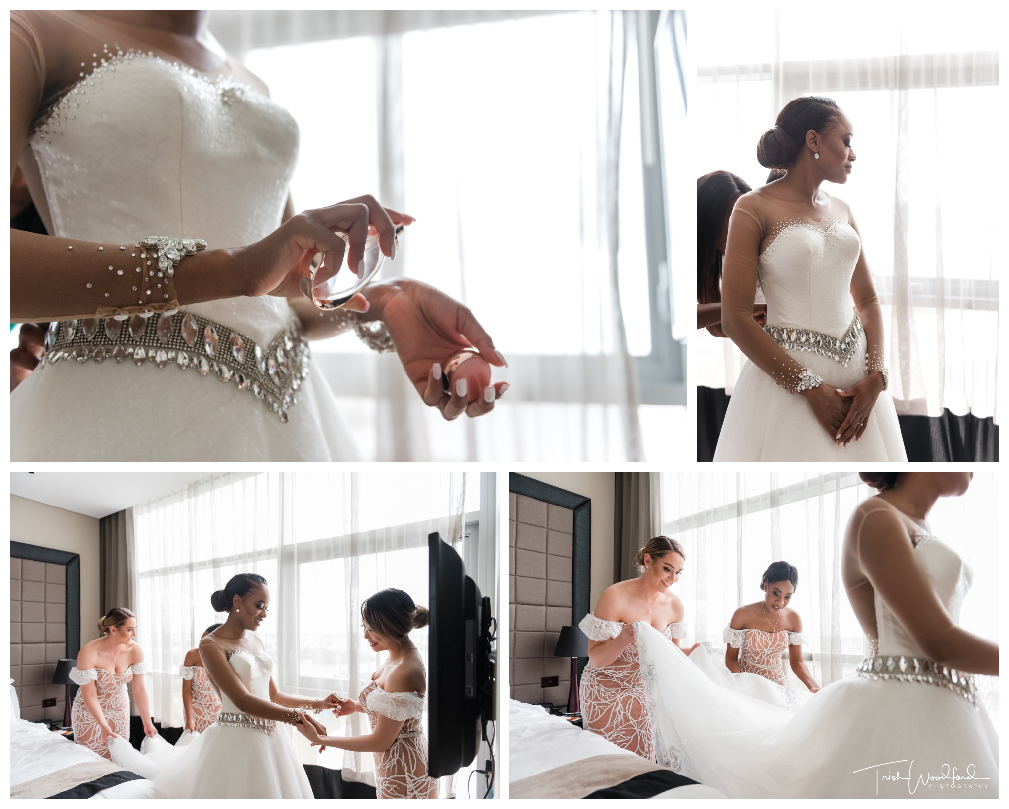 Bridal Details Perth Wedding