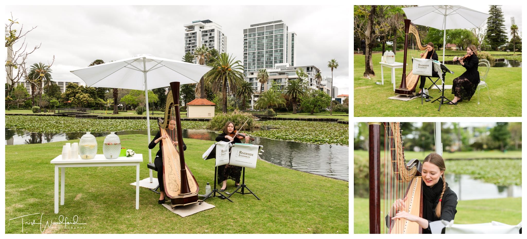 Riverside Ensembles Wedding Musicians