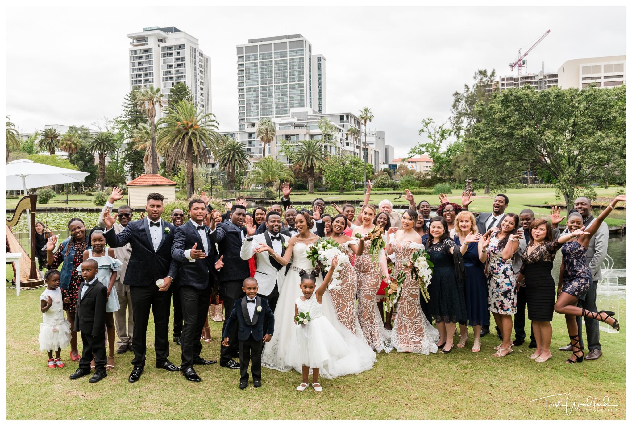 Queens Gardens Wedding