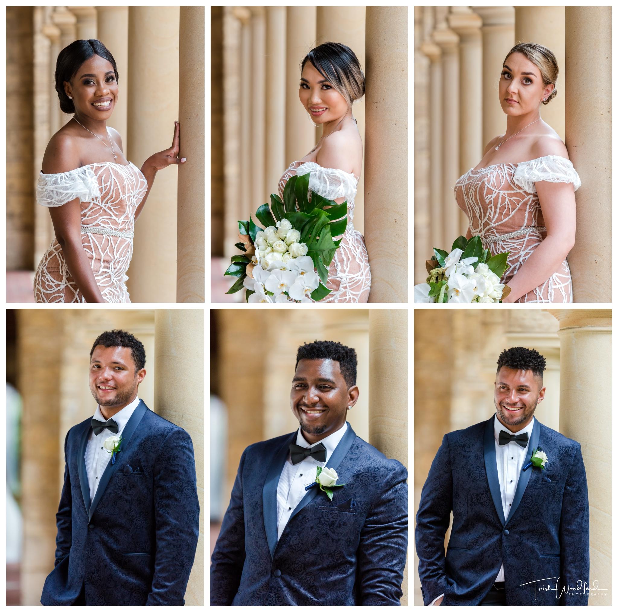 Bridesmaids and Groomsmen UWA