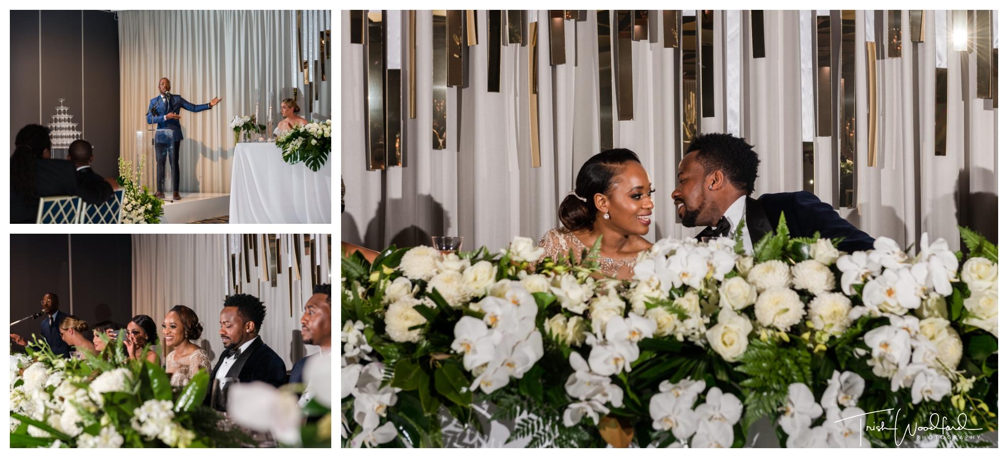 Beaumonde on the Point Wedding Reception