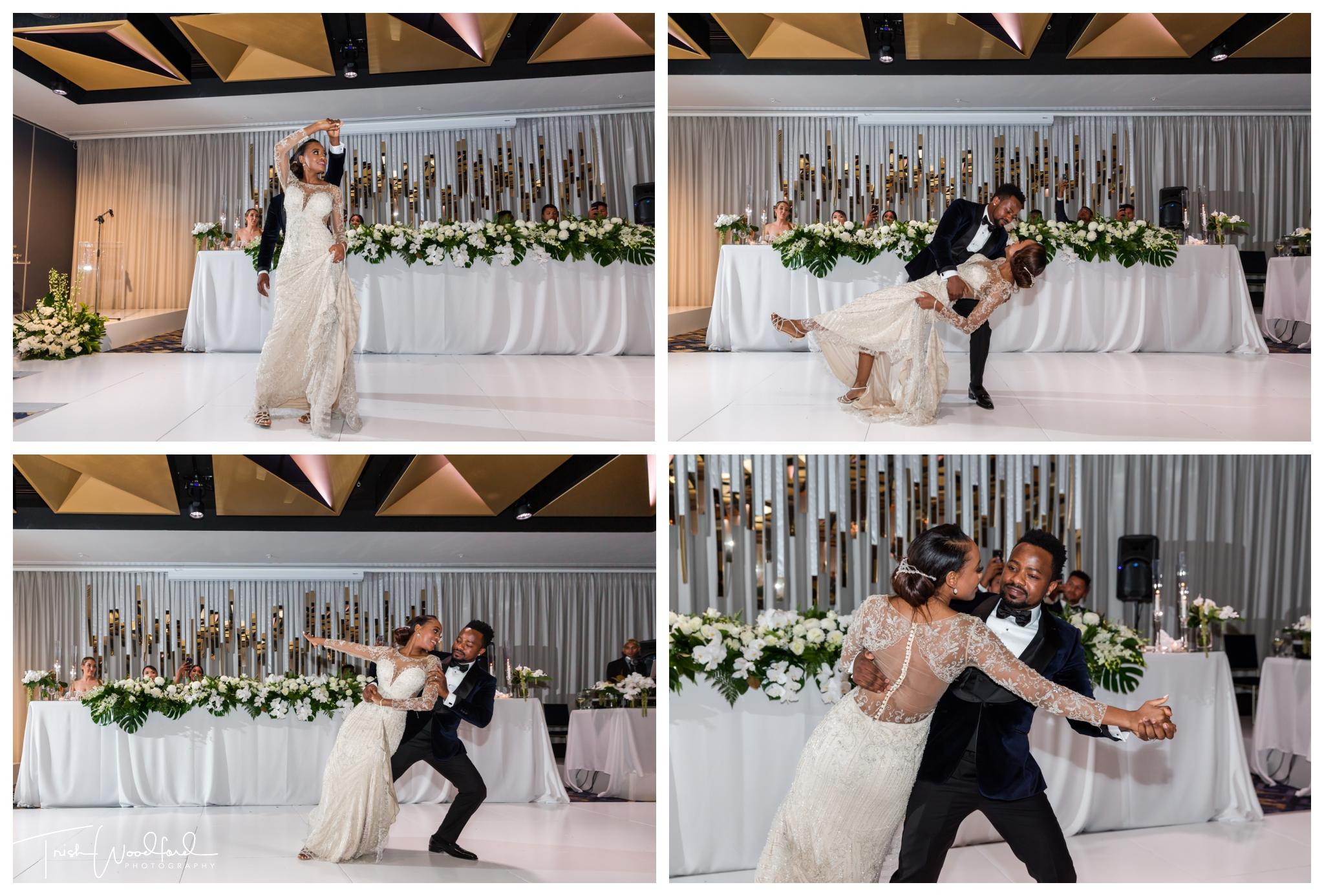 Wedding Dance Beaumonde on the Point