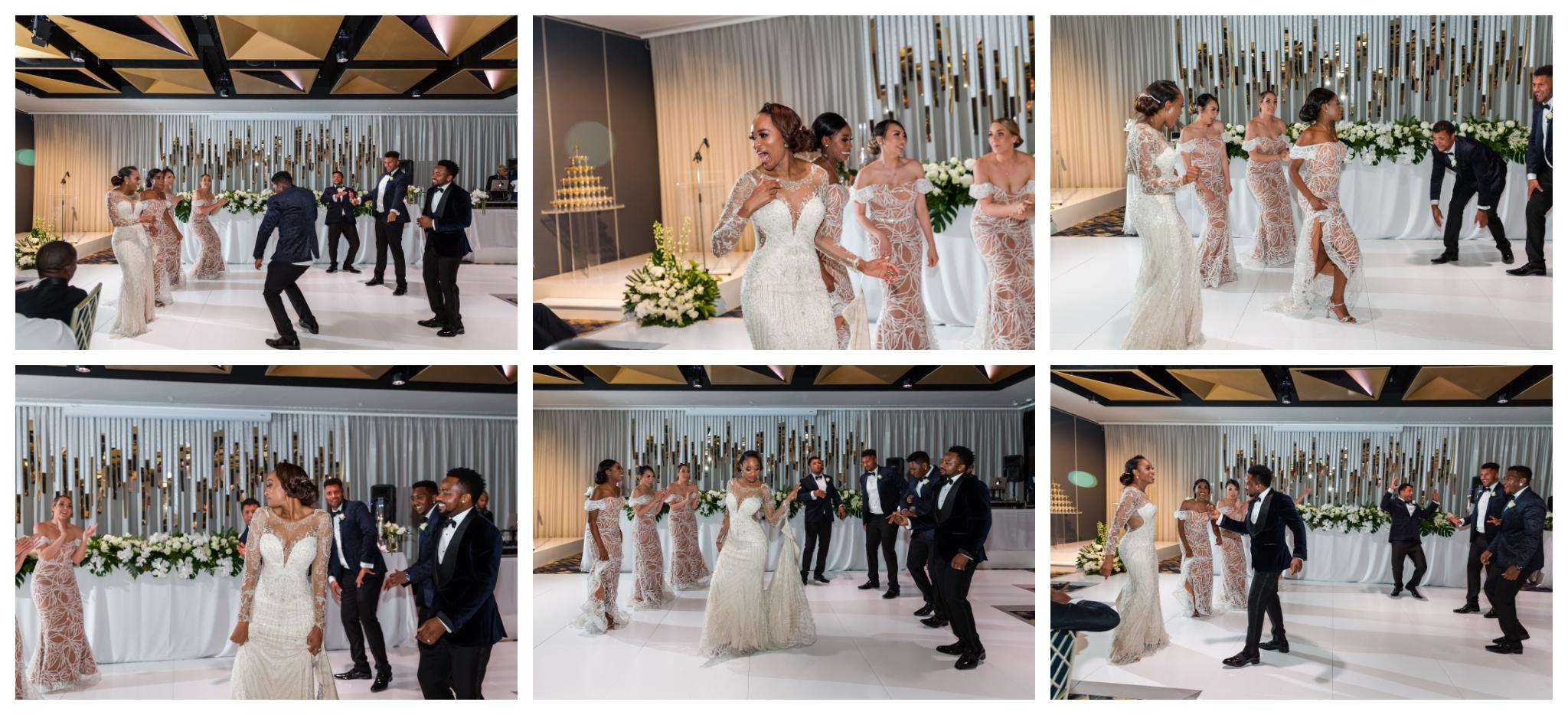 Wedding Reception Beaumonde on the Point