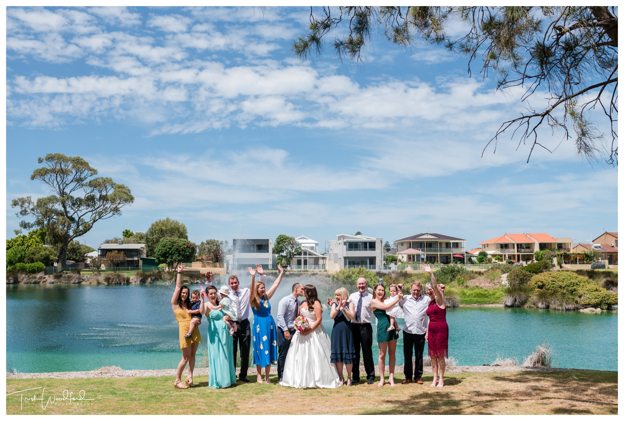Rotary Park Rockingham Wedding