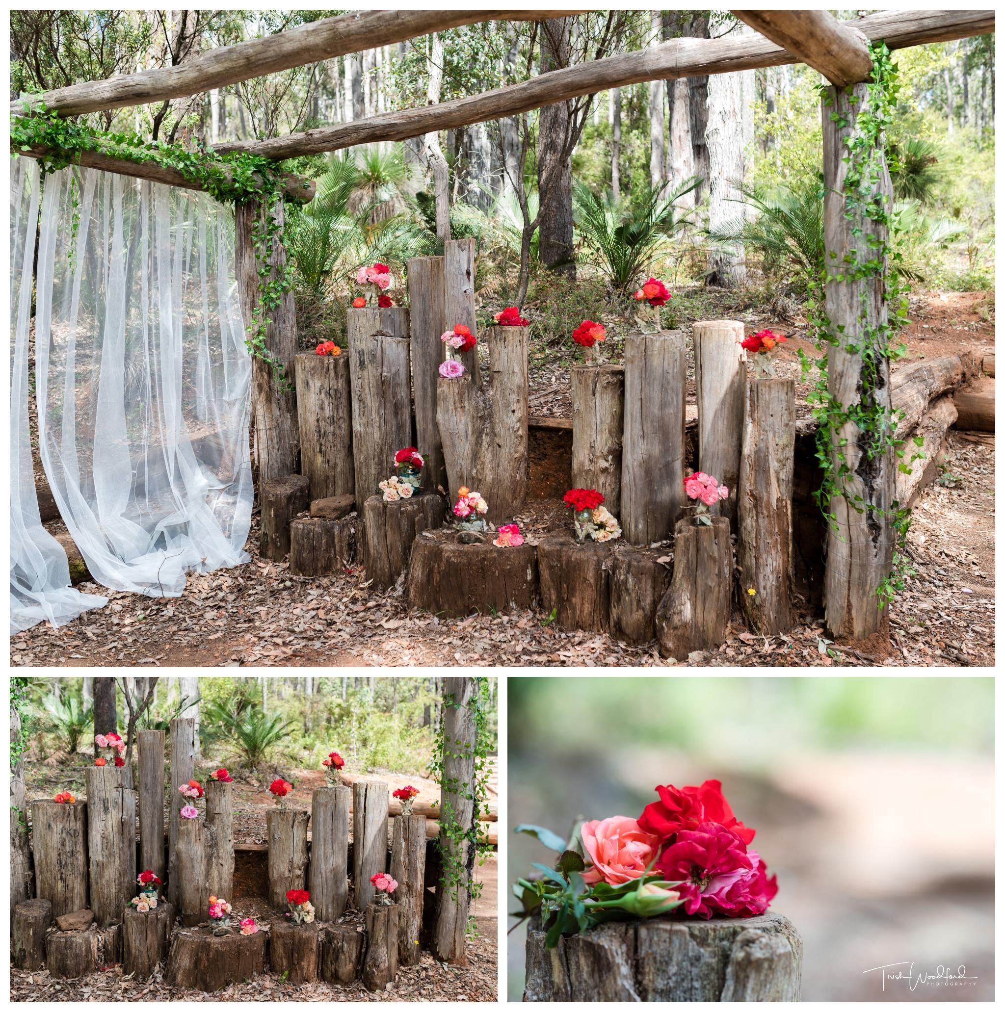 Nanga Bush Camp Wedding Ceremony