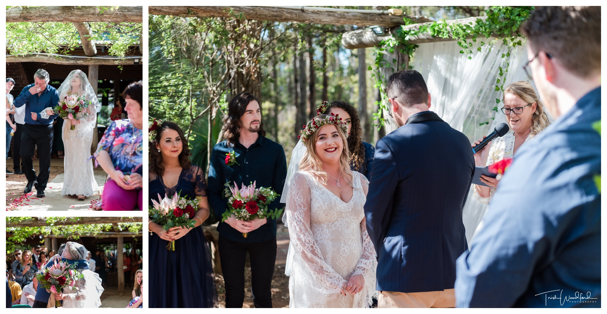 Nanga Bush Wedding Ceremony