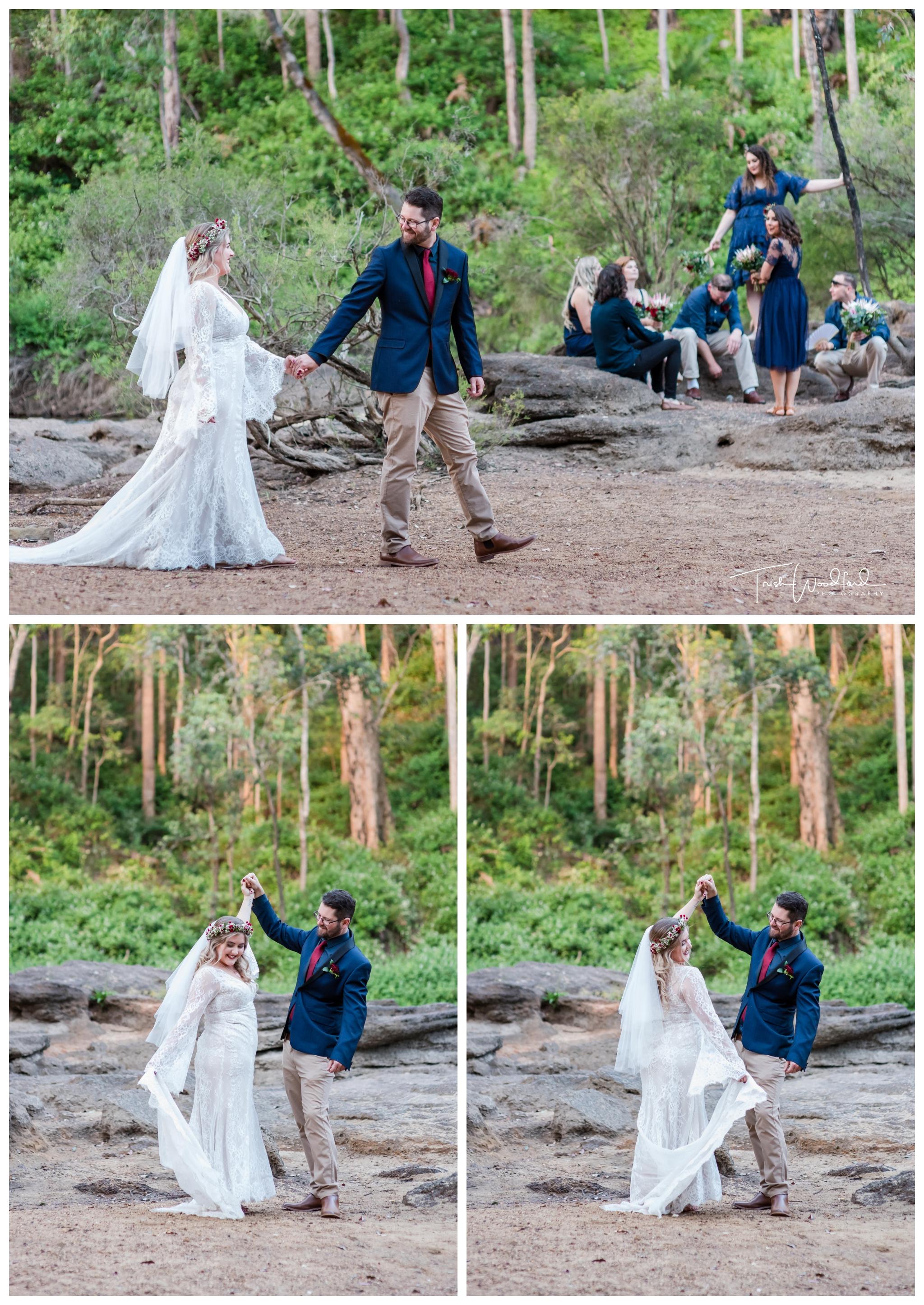 Nanga Bush Camp Wedding Photography