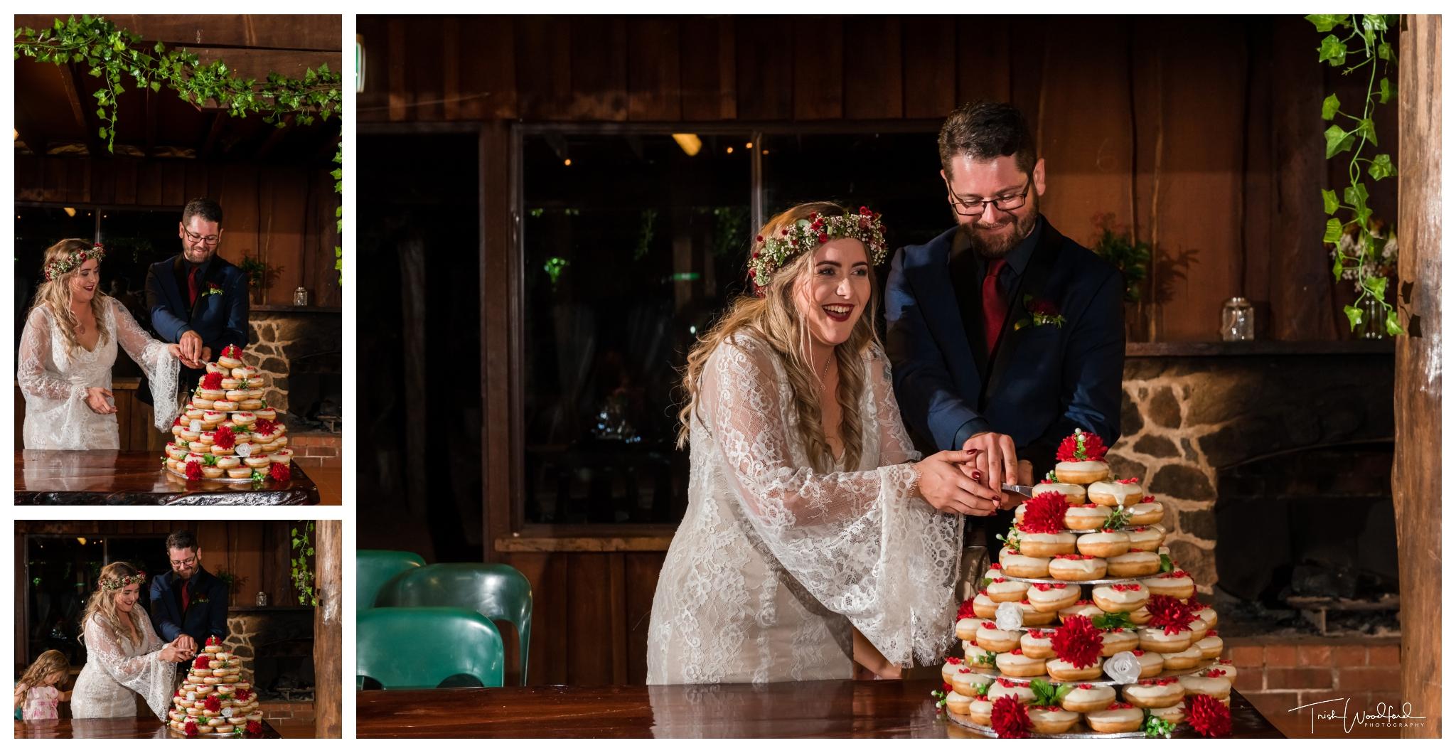 Nanga Bush Camp Wedding Reception