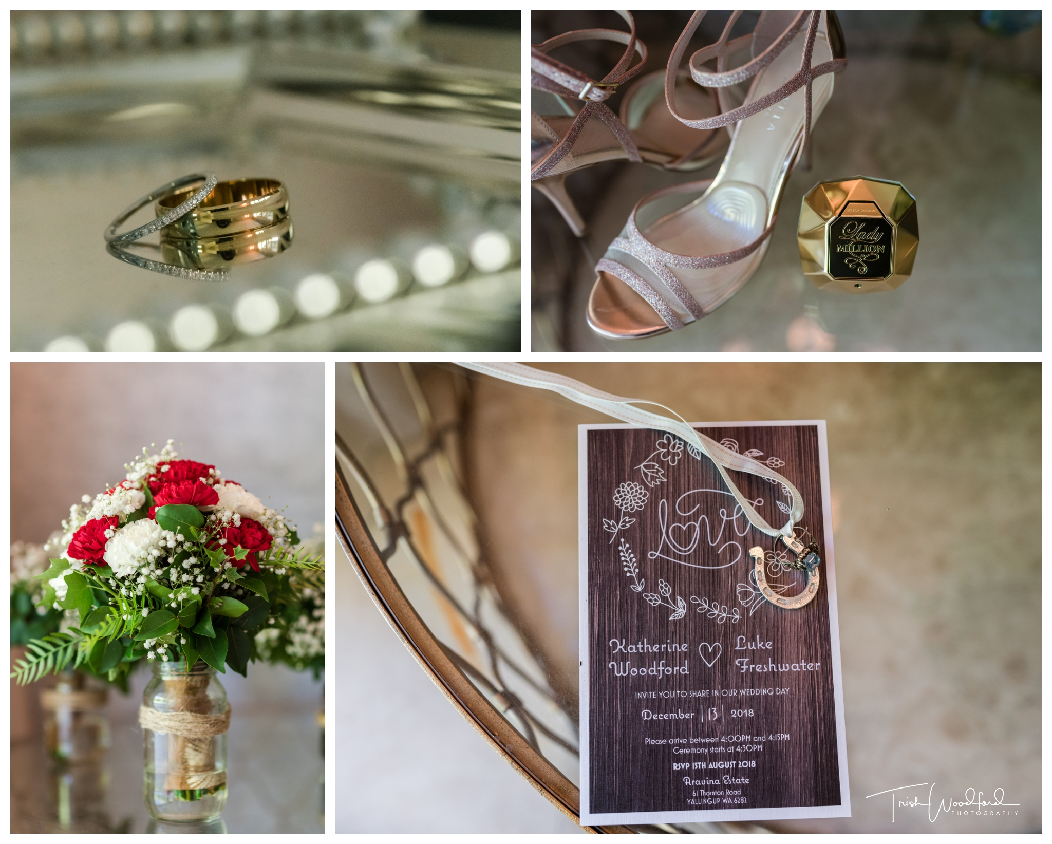 Wedding Details Aravina Estate