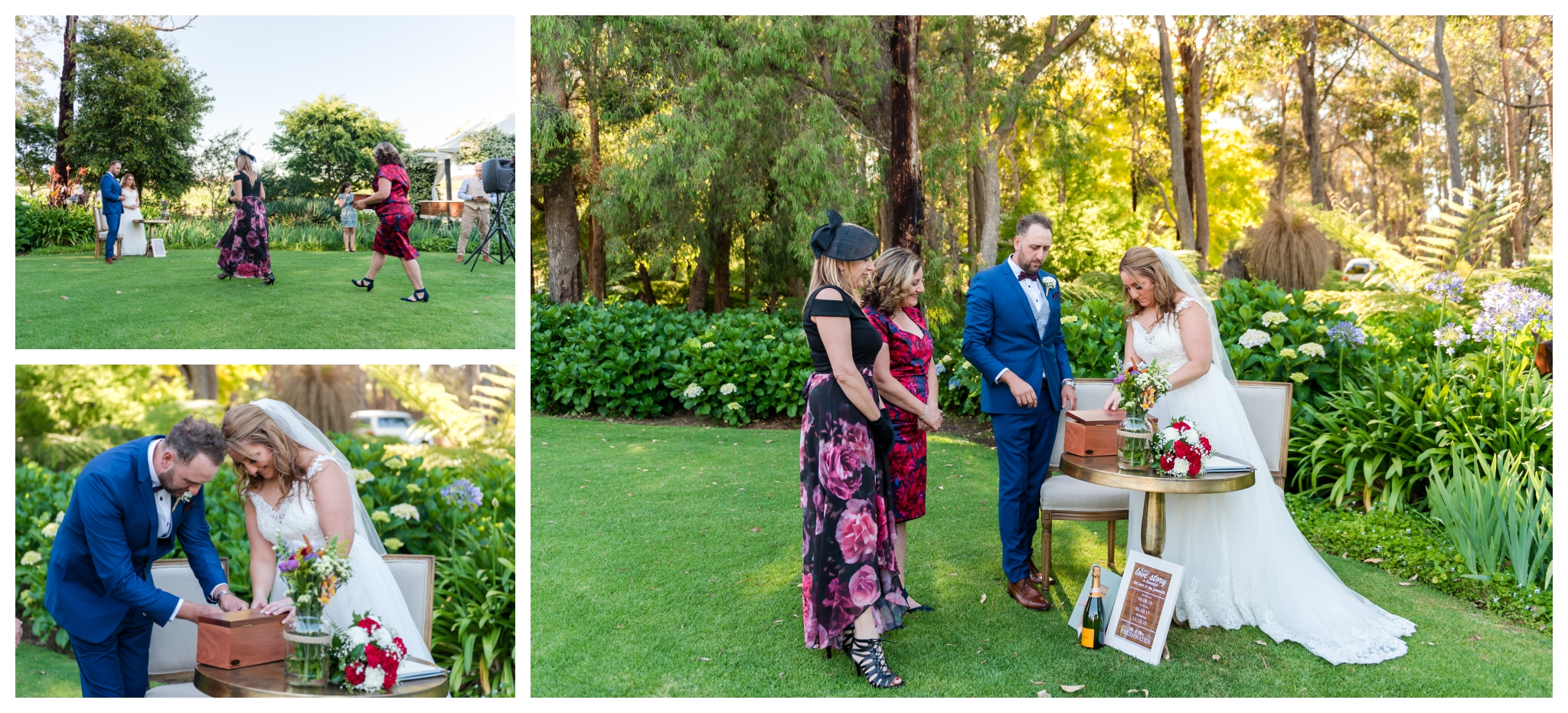 Aravina Estate Wedding
