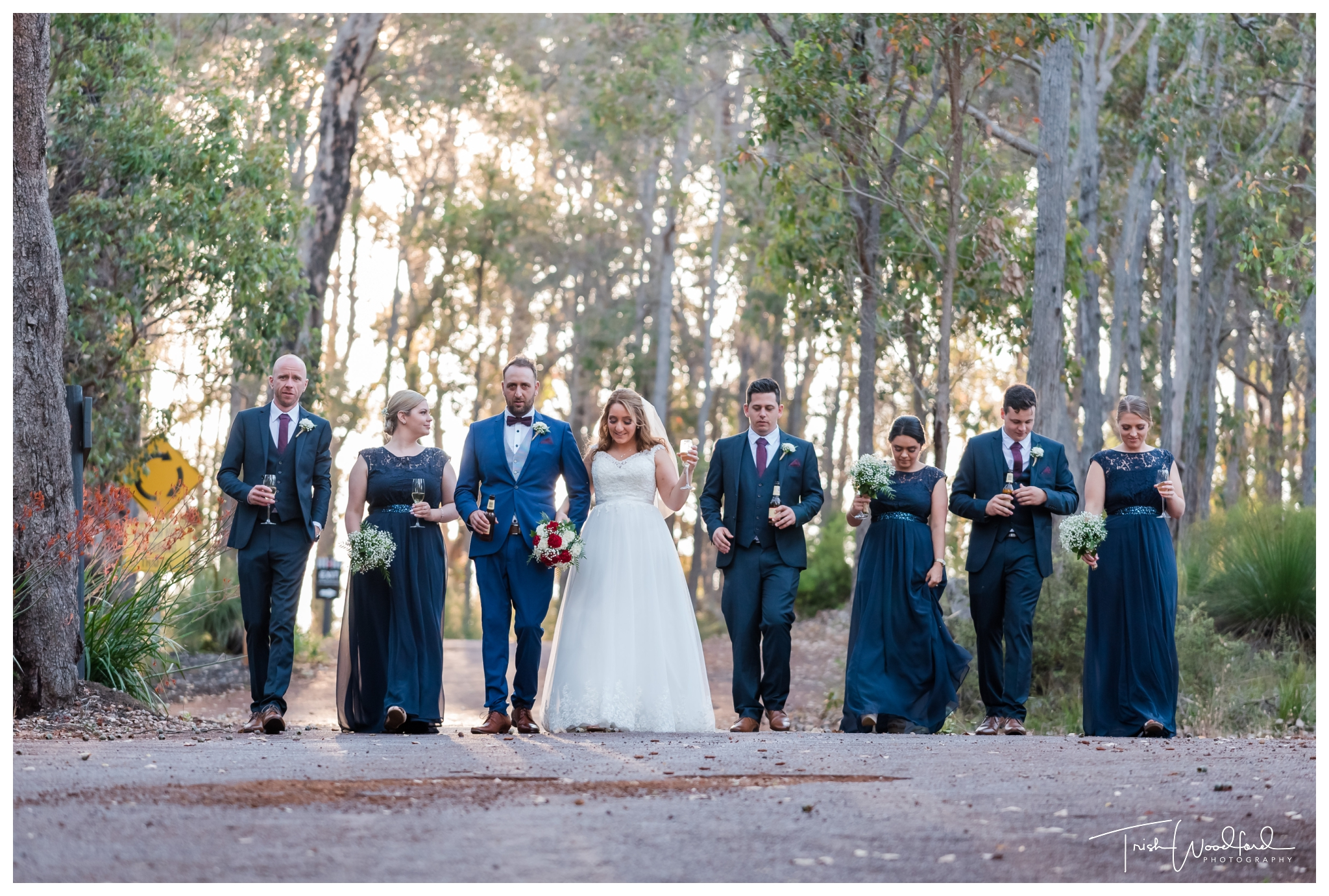 Bridal Party Aravina Estate