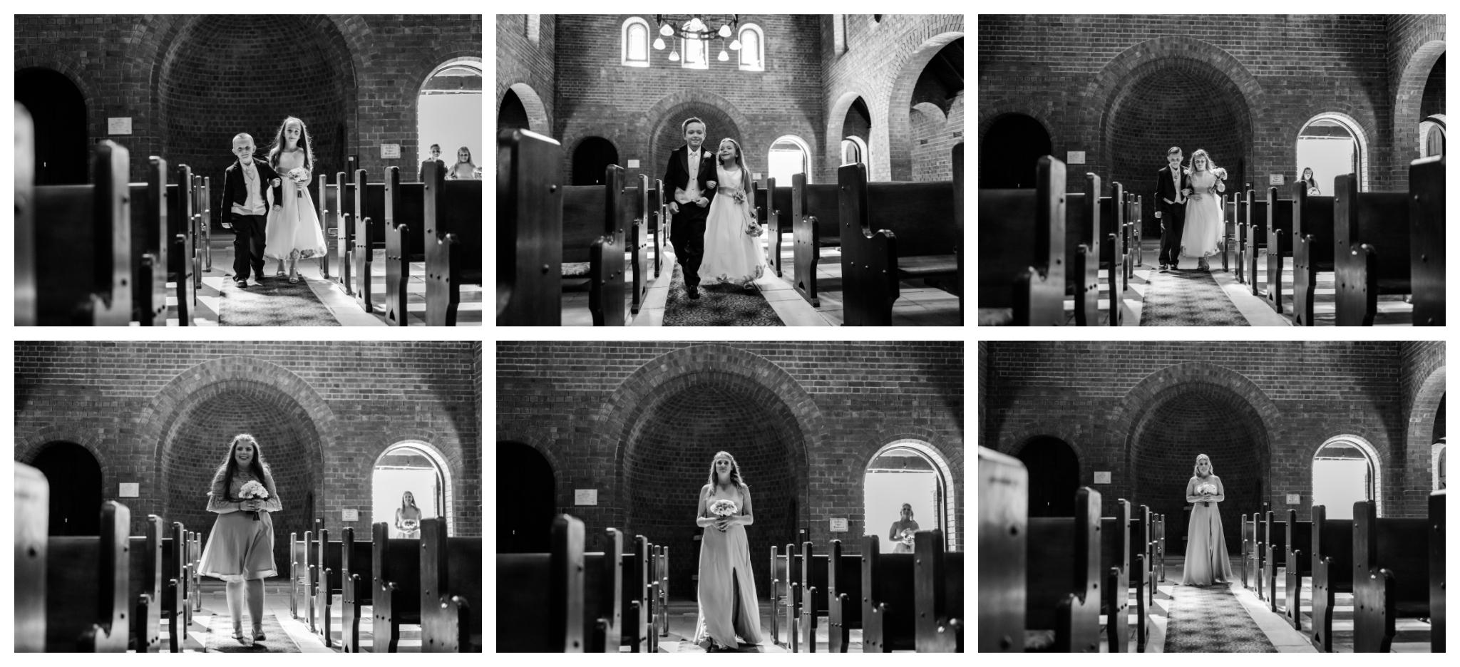 Fairbridge Chapel Wedding