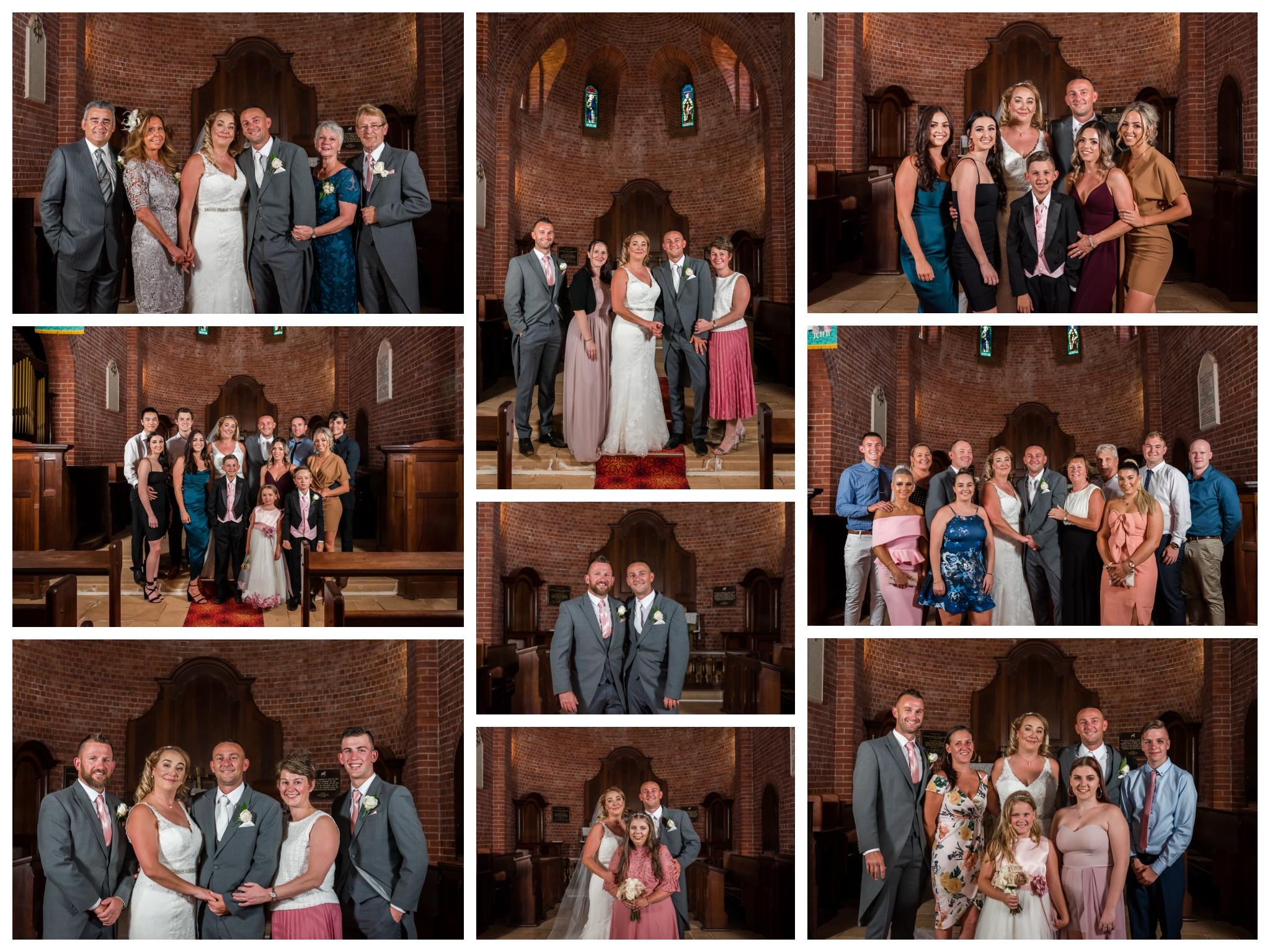 Family Photos Fairbridge Wedding