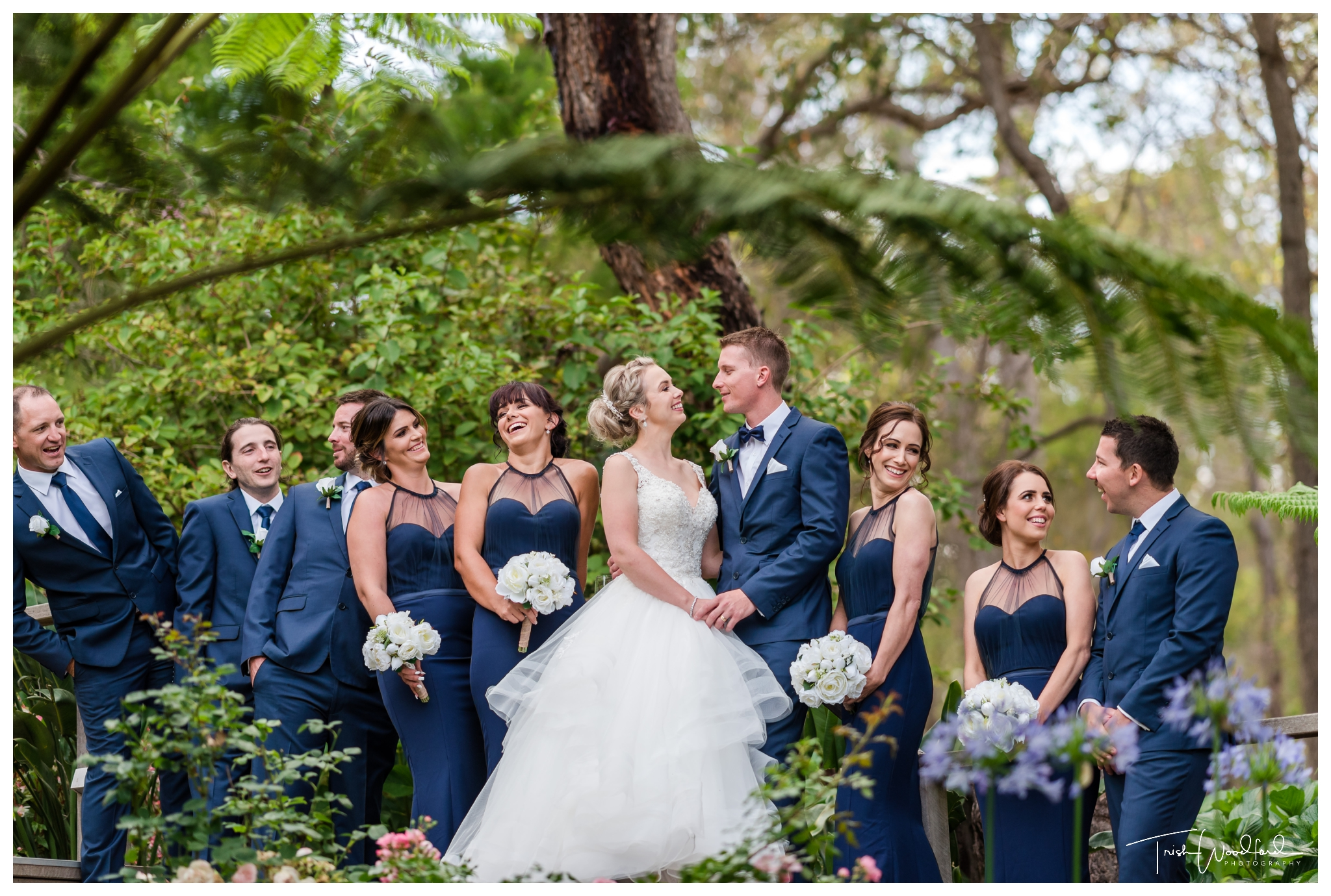 Aravina Estate Bridal Party
