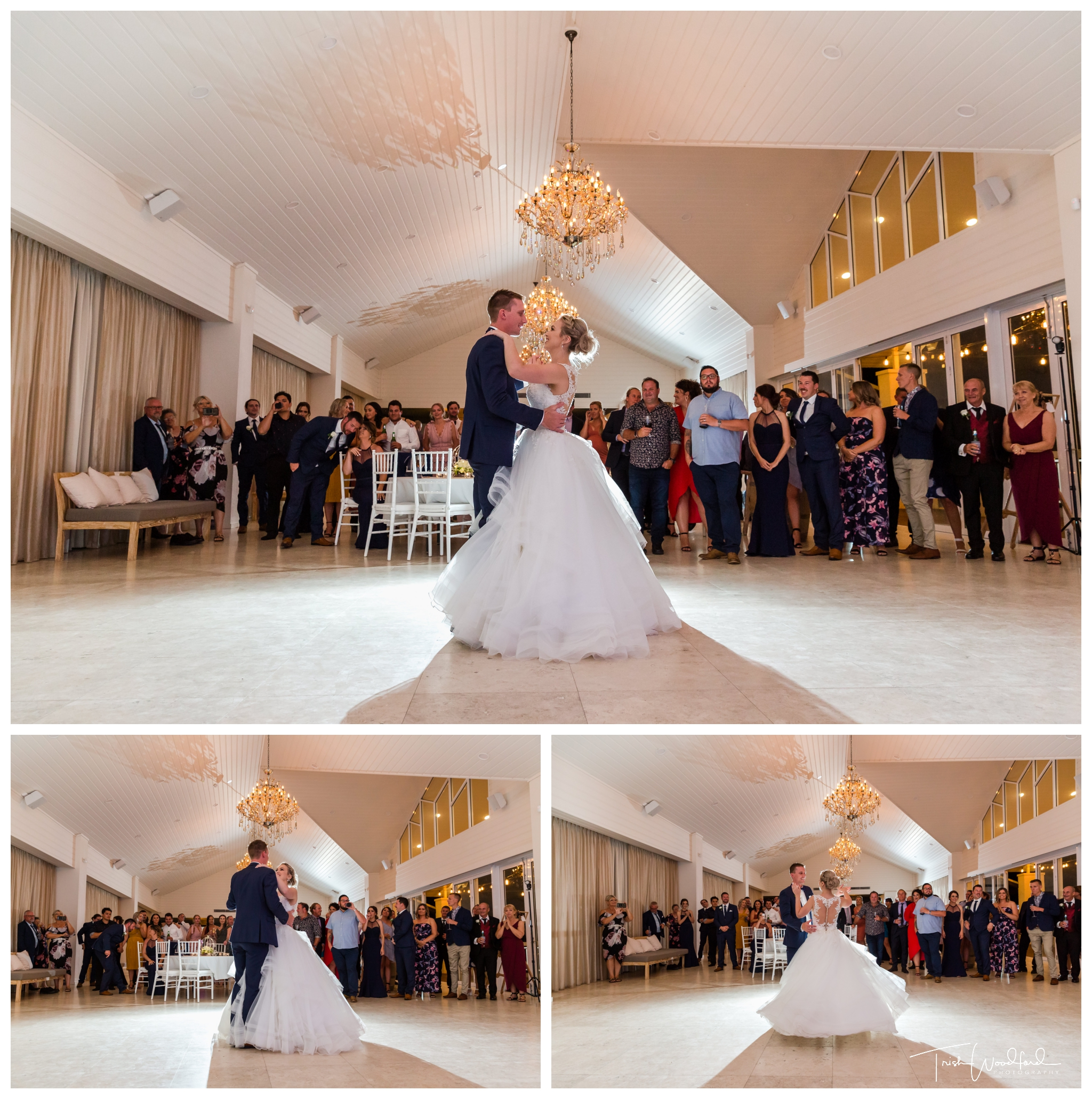 Aravina Estate Wedding Reception