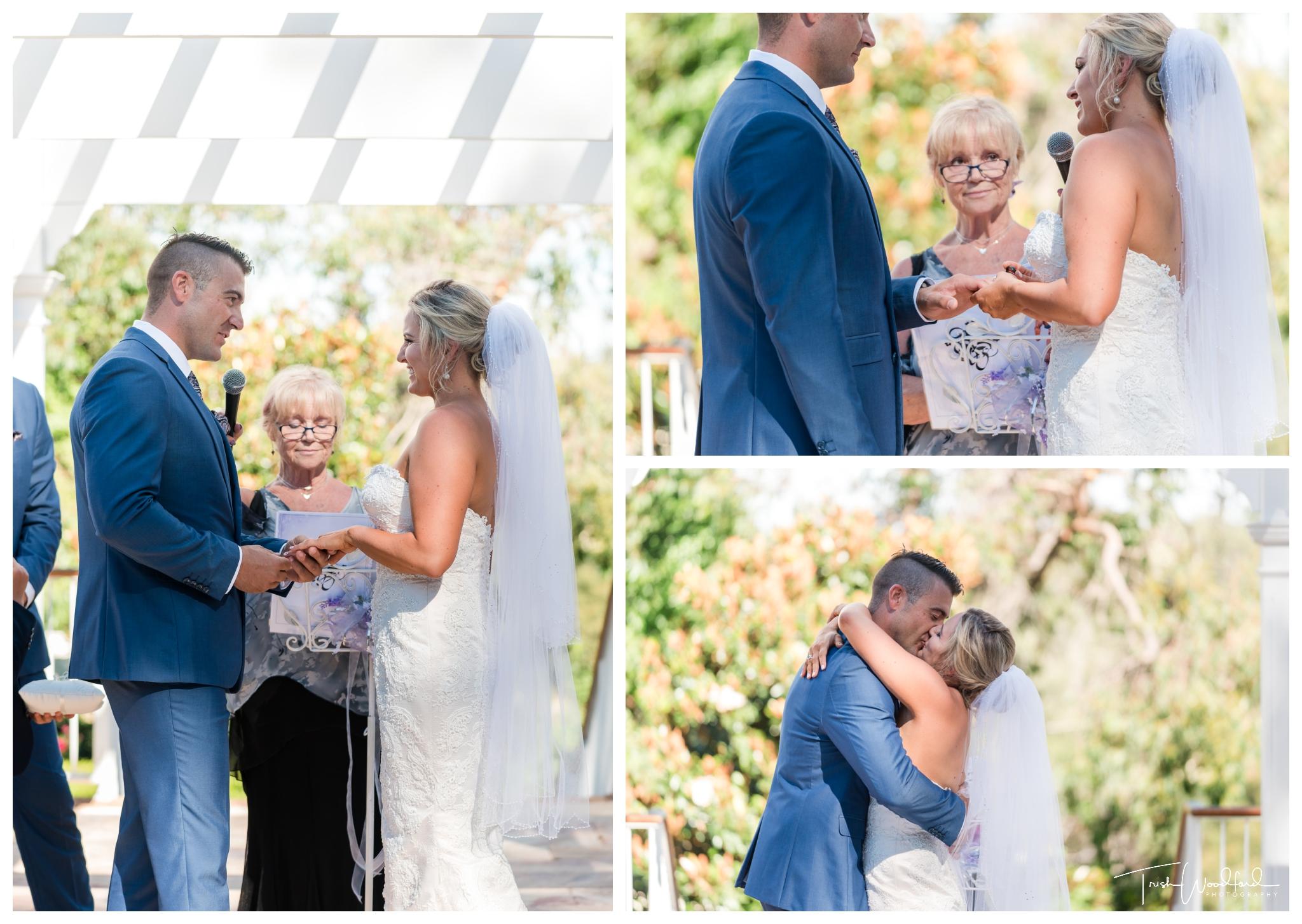wedding ceremony masonmill