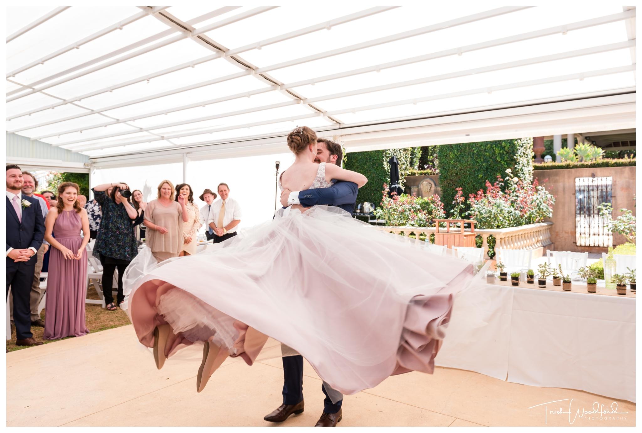 first-dance-masonmill-wedding