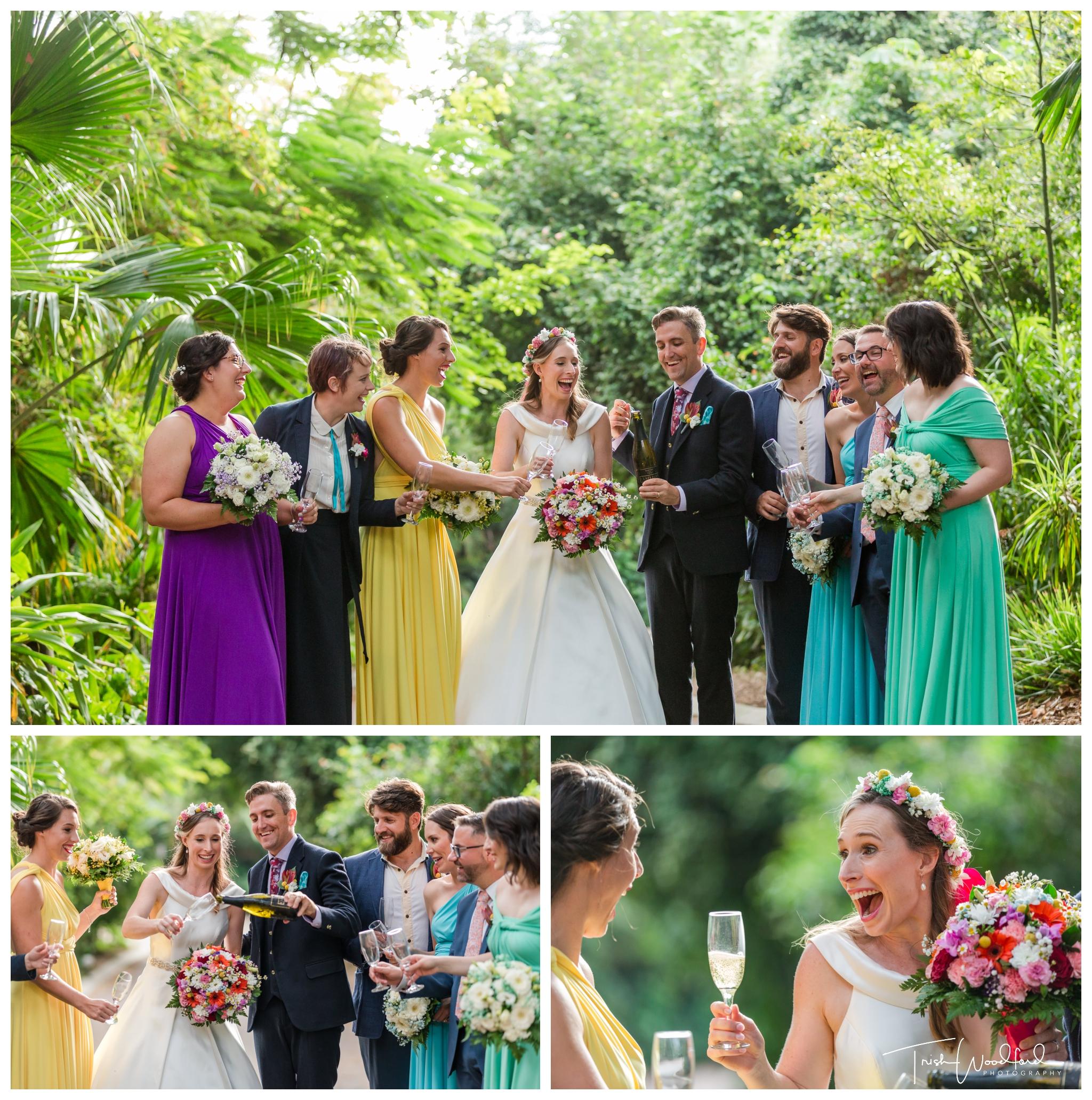 bridal-party-perth-zoo-wedding