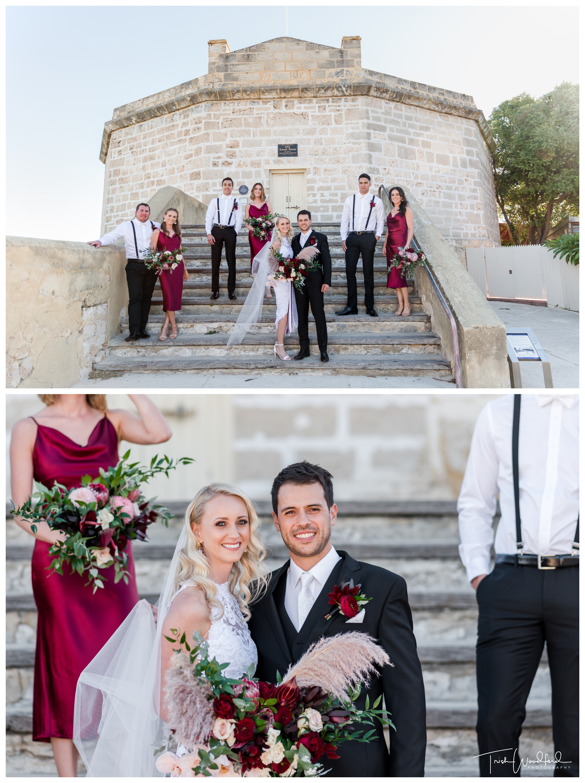bridal-party-roundhouse-fremantle