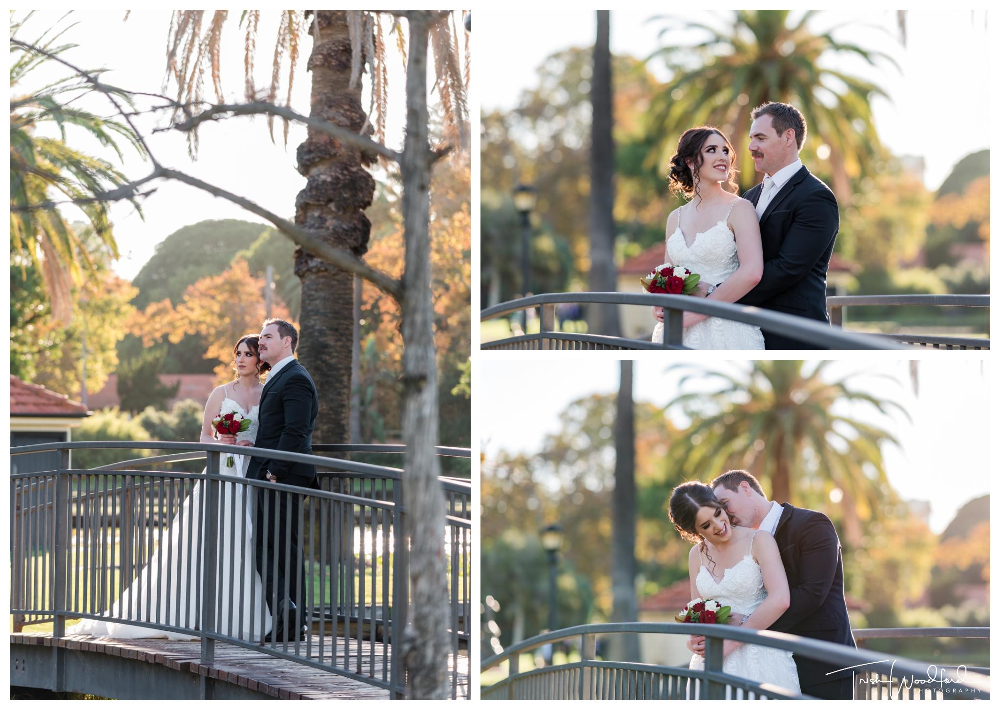 bride-groom-queens-gardens