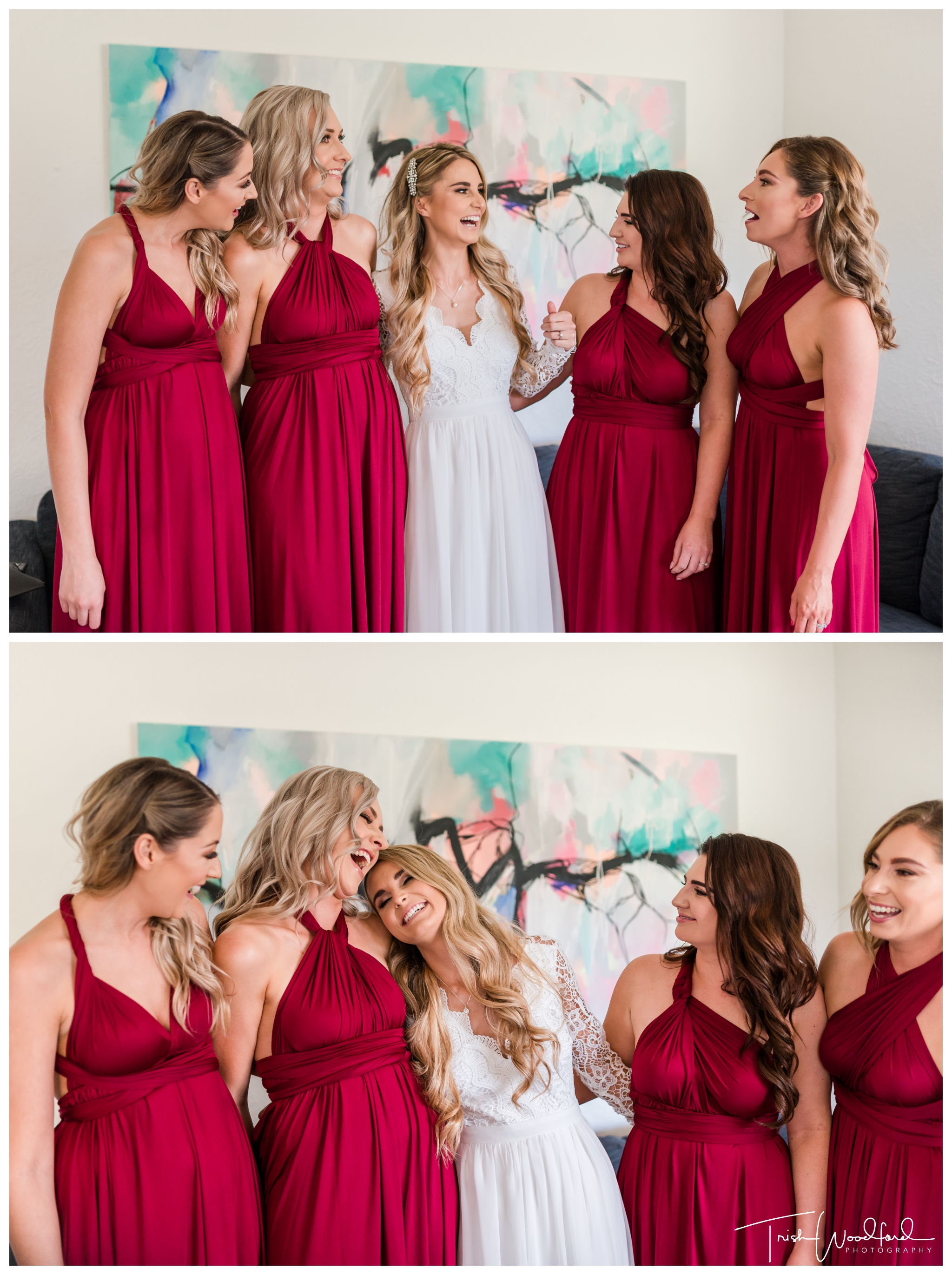 bride-and-bridesmaids-mandurah