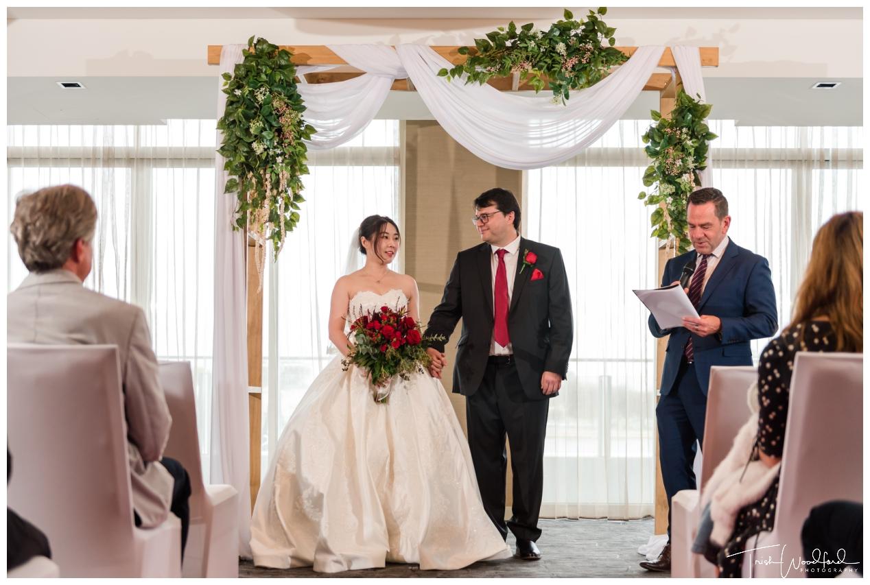 The Sebel Mandurah Wedding Ceremony