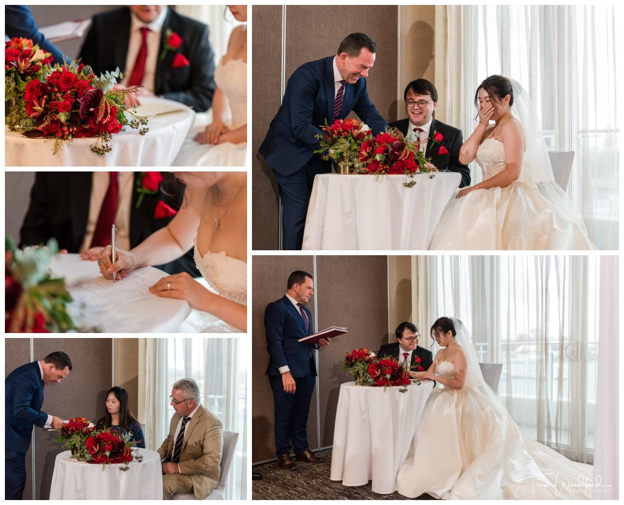 The Sebel Hotel Wedding Mandurah