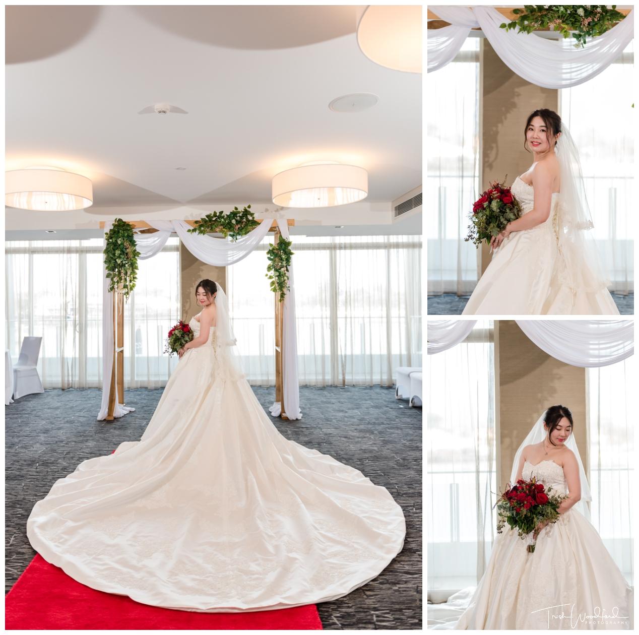Bride Sebel Hotel Mandurah Wedding